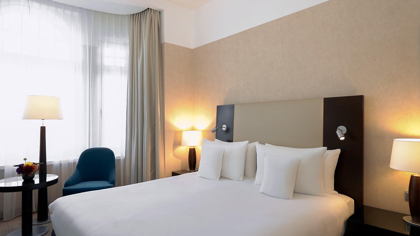 Deluxe Business at Polonia Palace Hotel, Warsaw