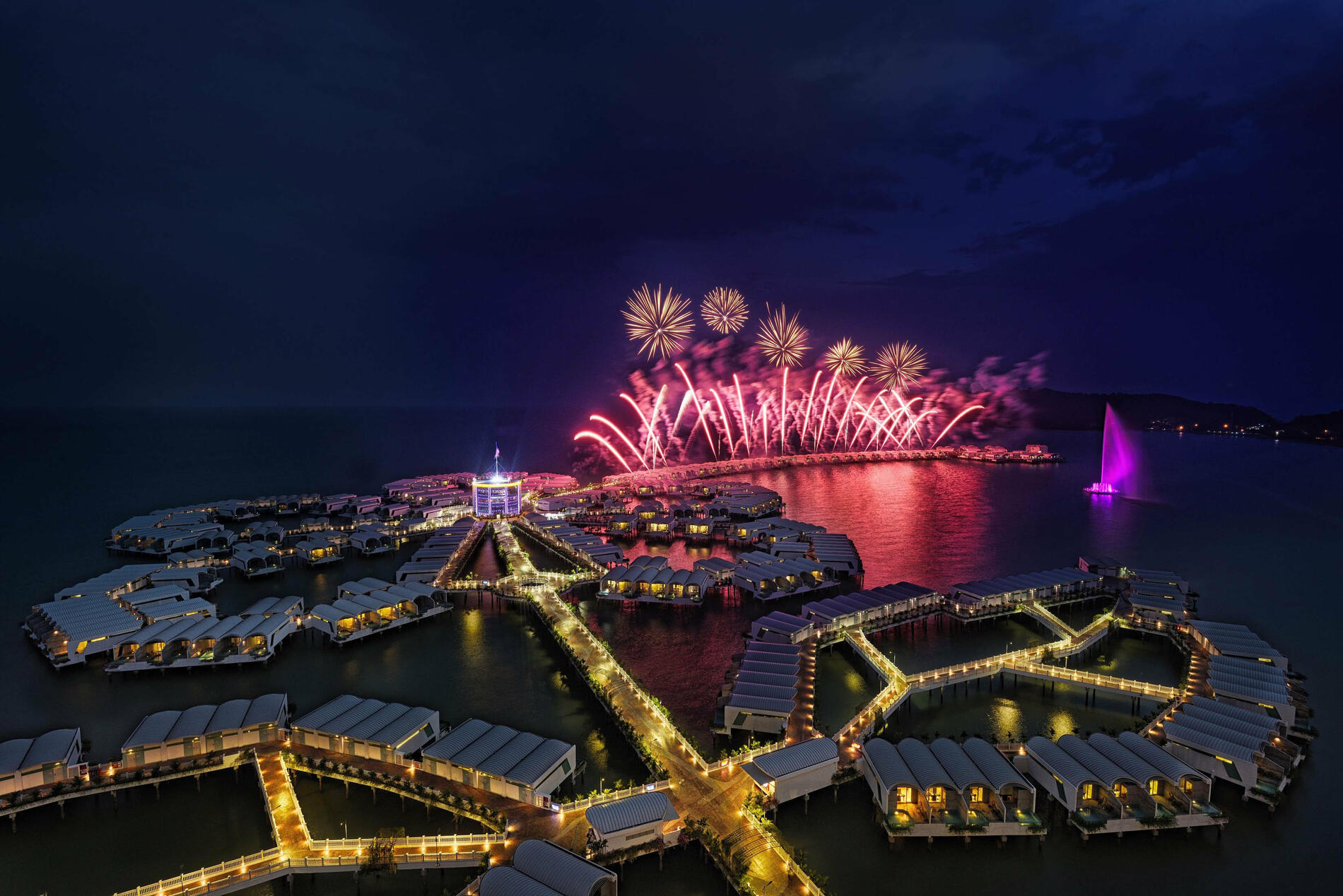 Firework | Lexis Hibiscus Port Dickson