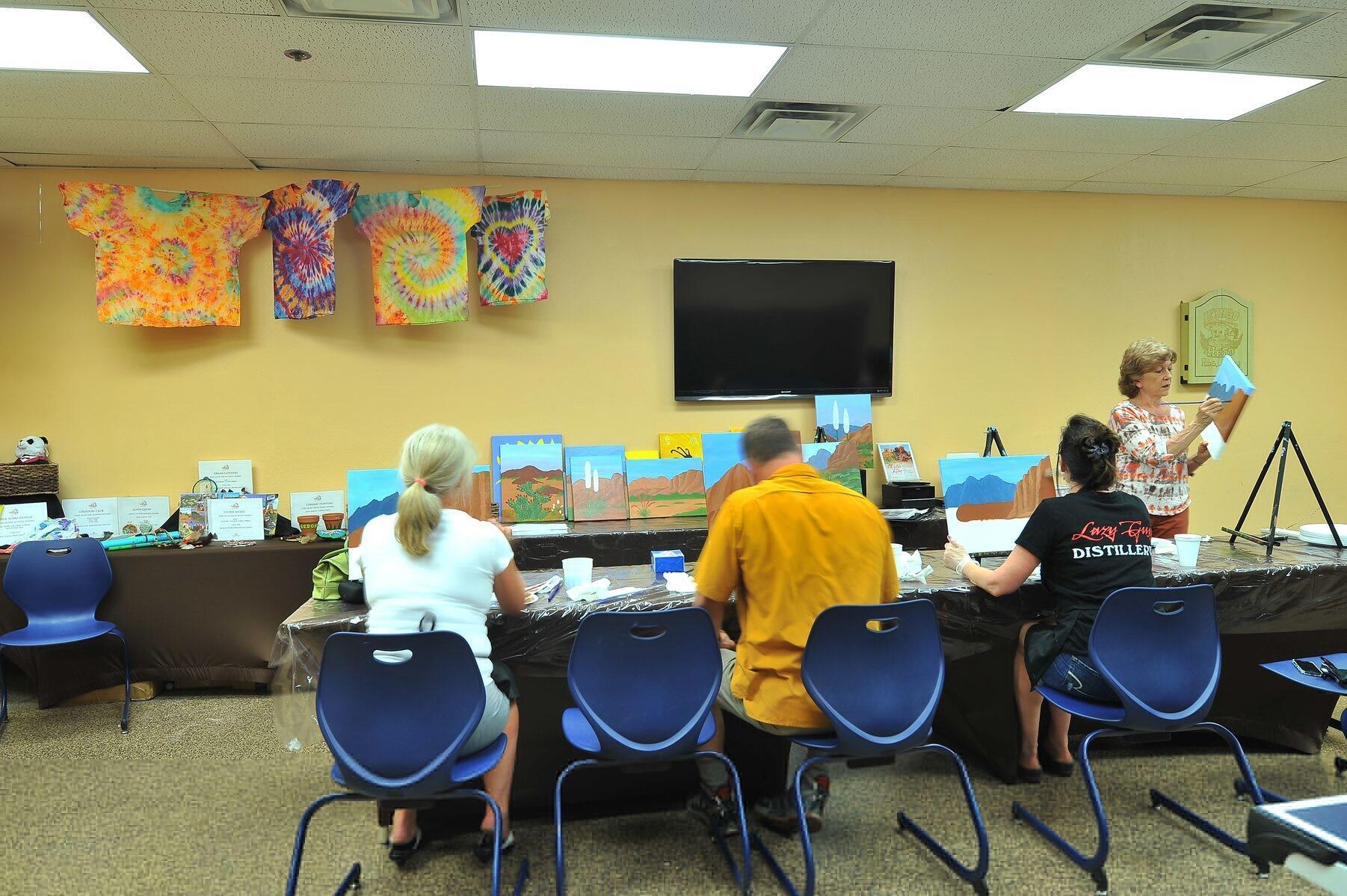 Los Abrigados Resort Activities Room
