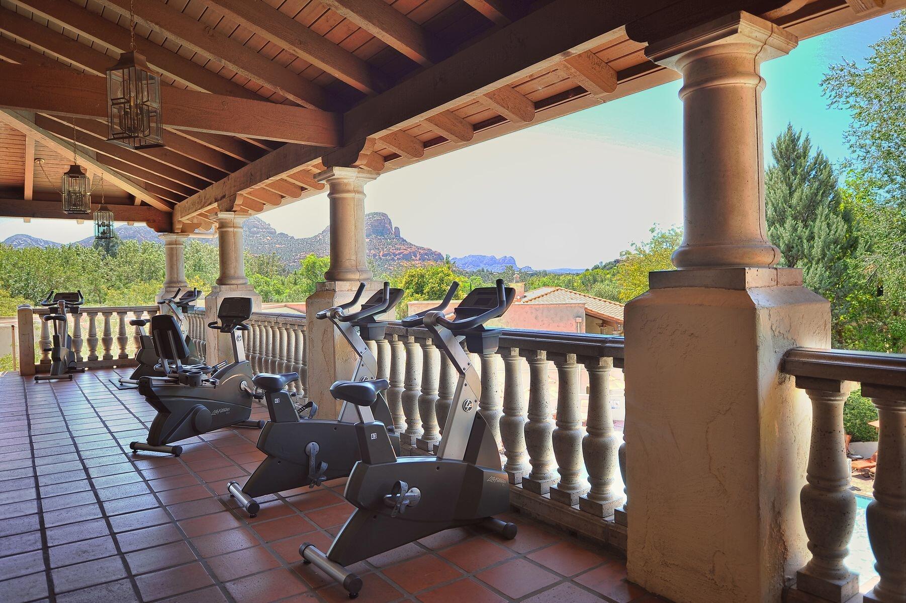Los Abrigados Resort Fitness Center