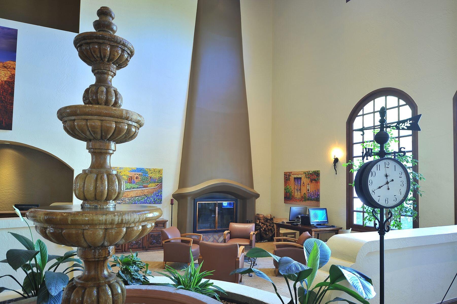 Los Abrigados Resort Business Center