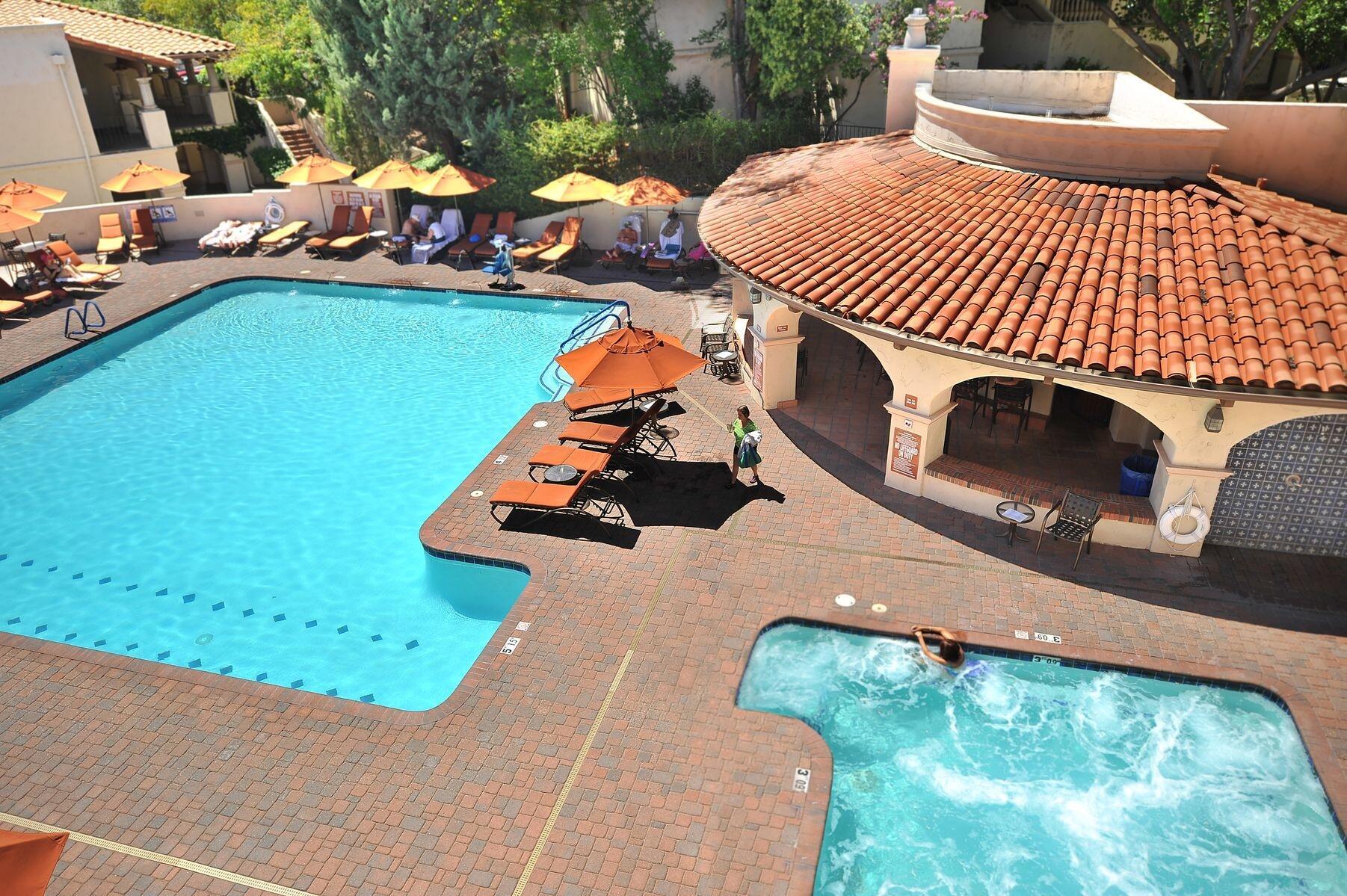 Los Abrigados Resort Pool View
