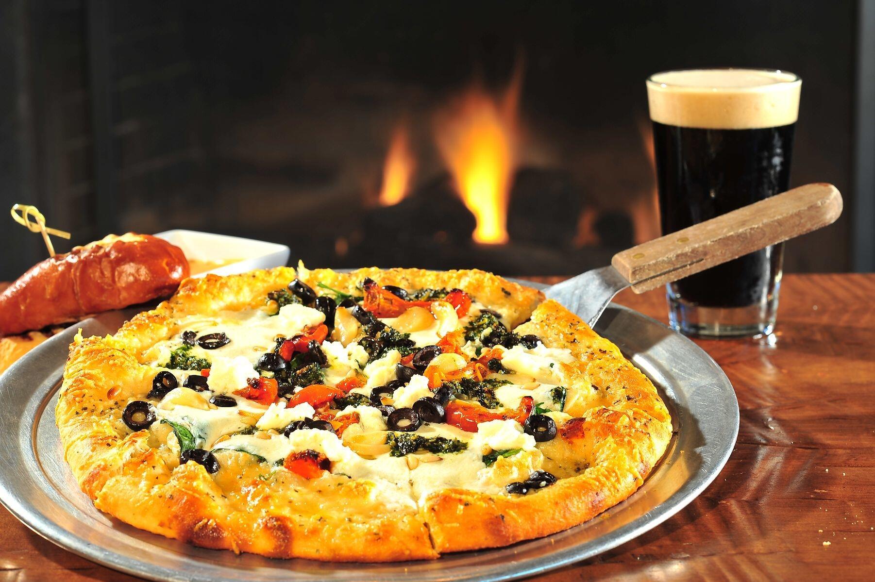 Los Abrigados Resort Pizza