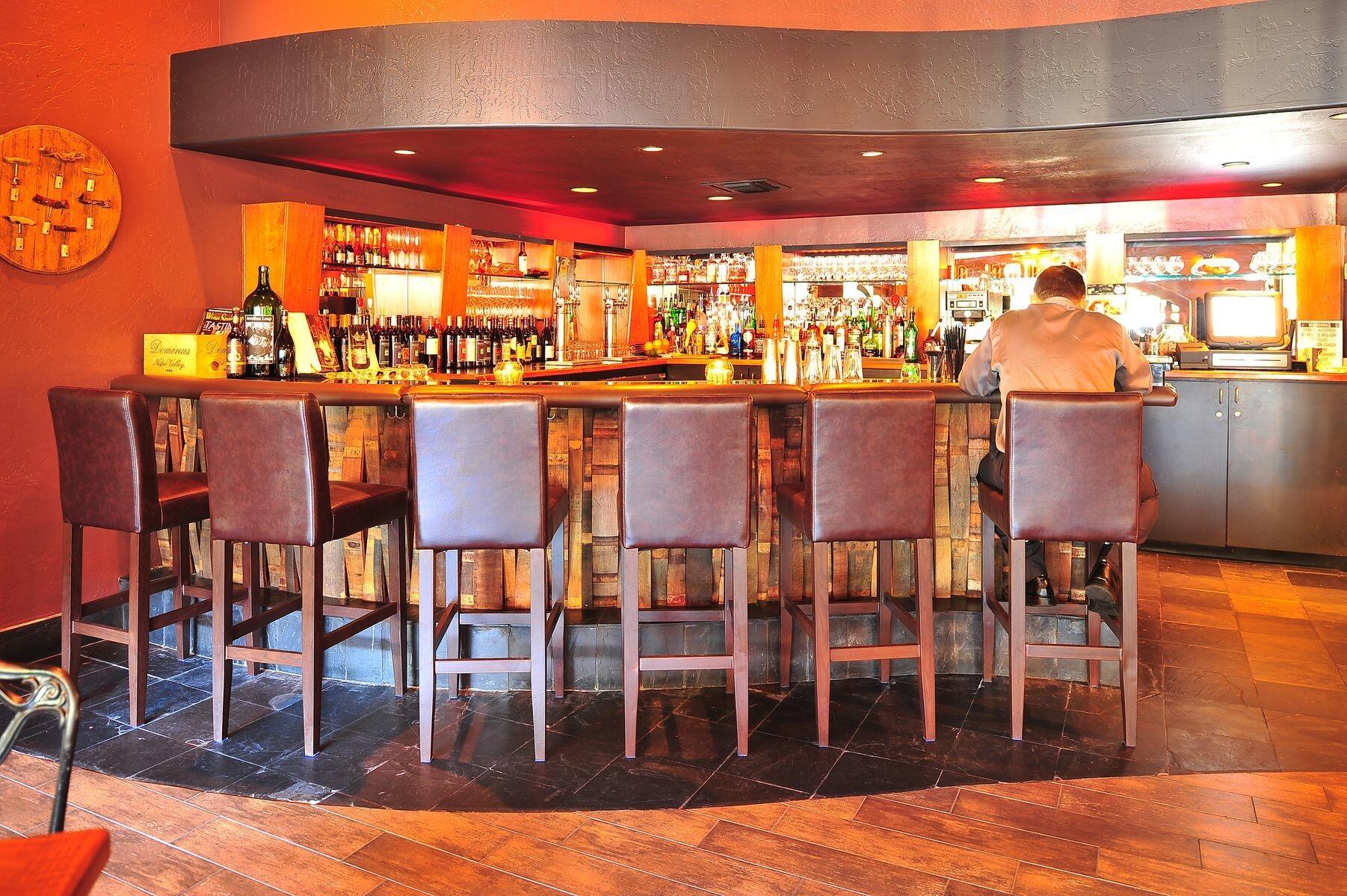 Los Abrigados Resort Bar