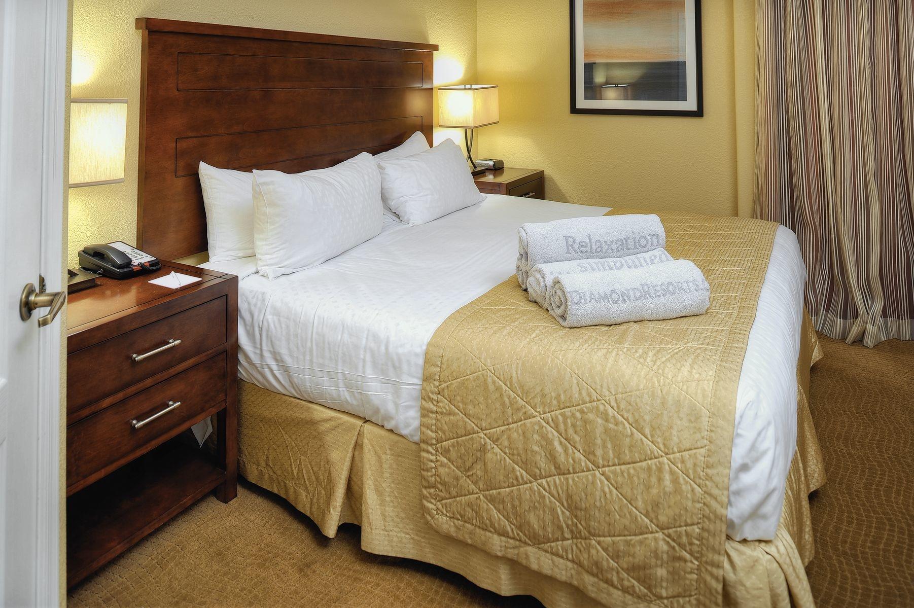 Sedona Summit Suite Bedroom