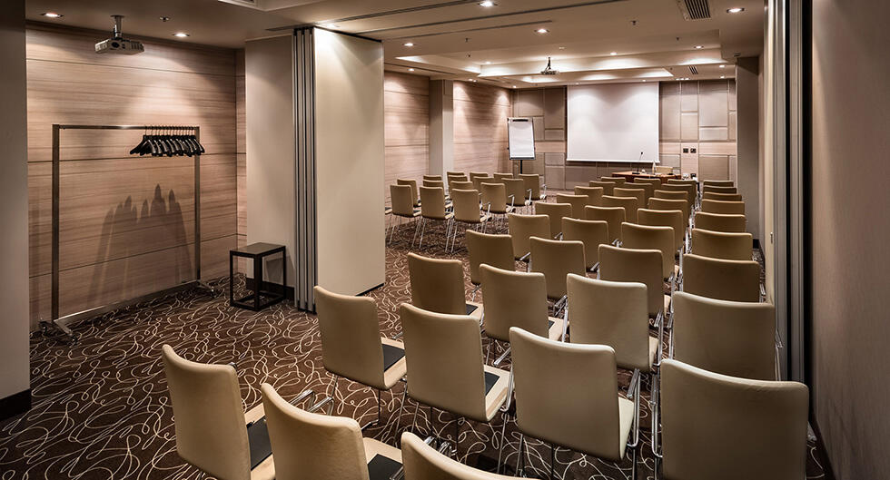 Conferences at Uptown Palace in Milan