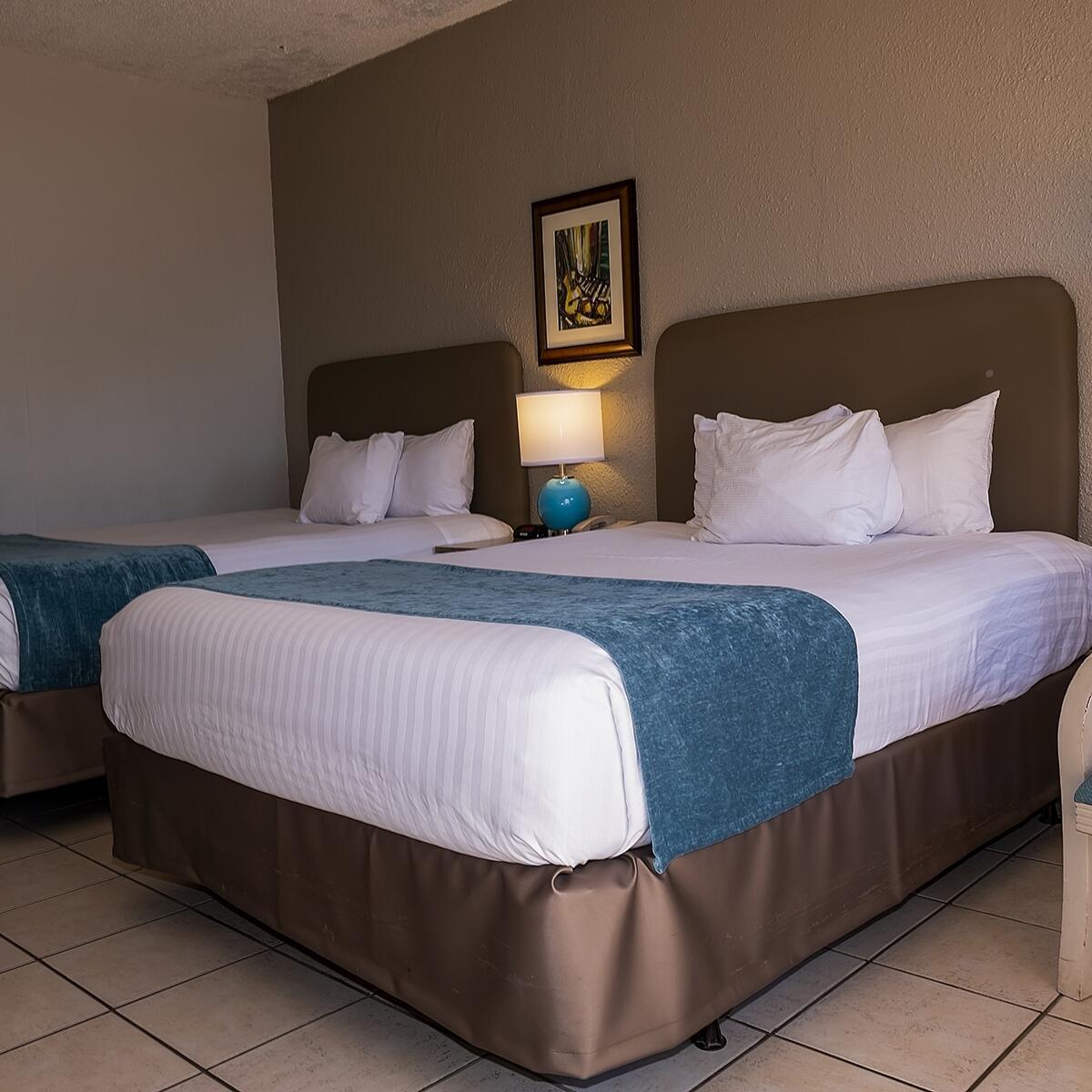 Beach Cabana Double Guestroom