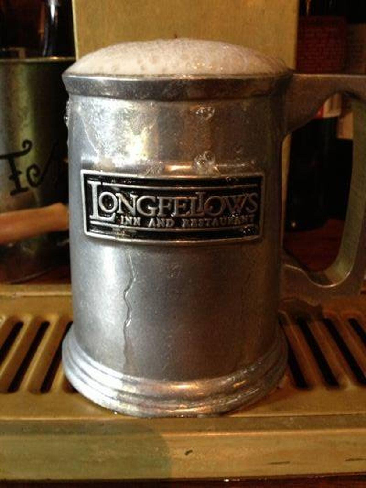 Large Longfellows stein