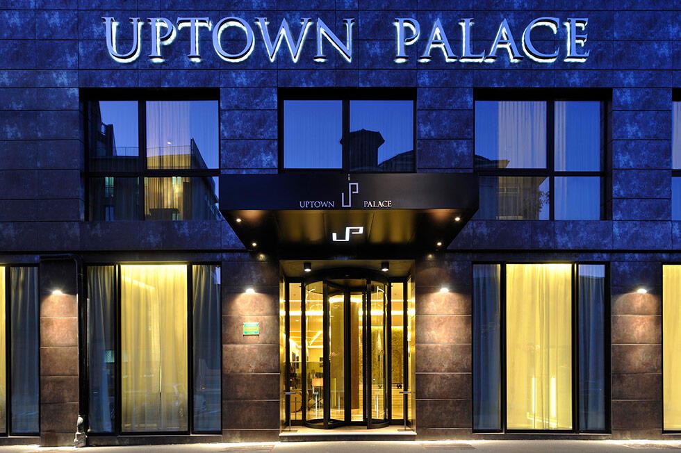 Uptown Palace in Milan