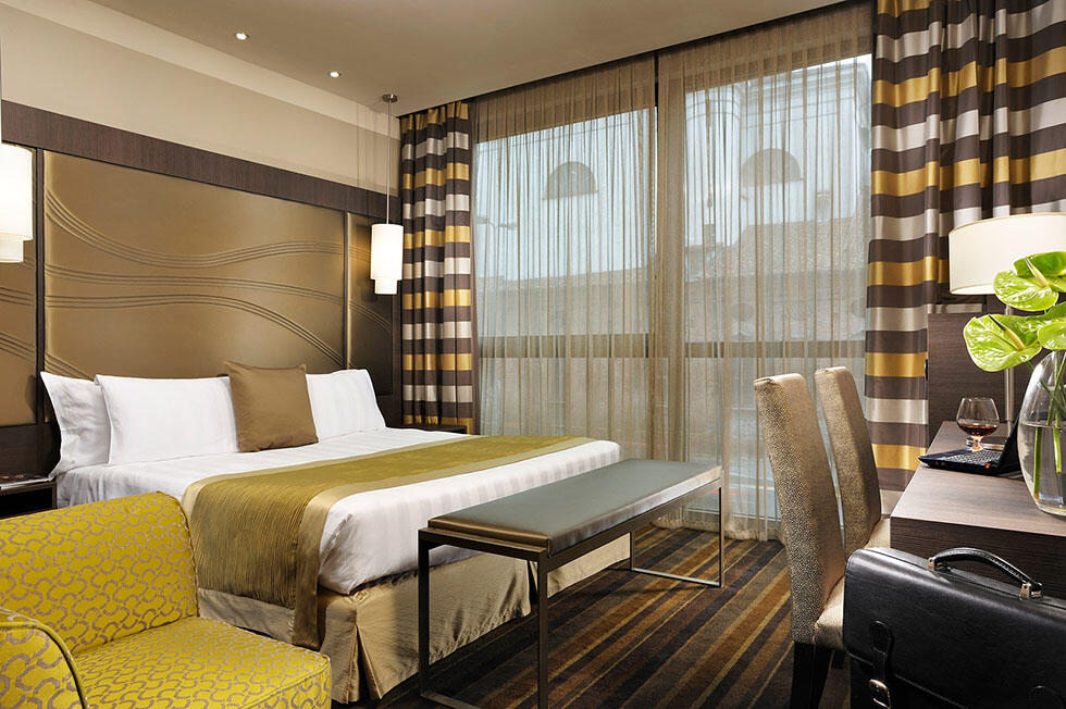 Double Superior Room at Uptown Palace in Milan