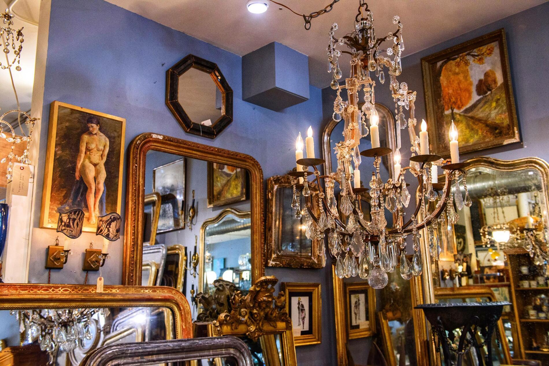 antique shop