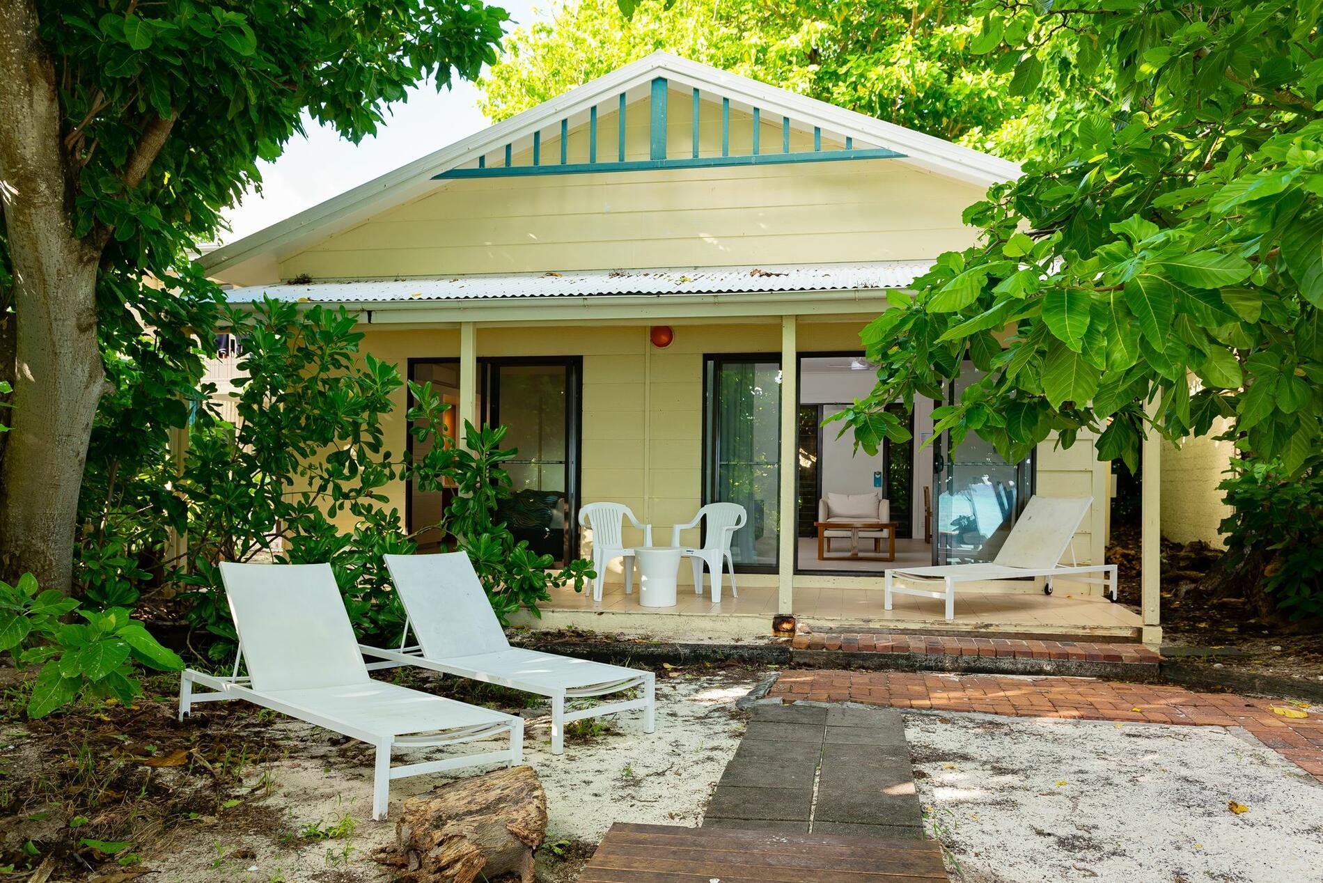 Heron Island Resort Beach House