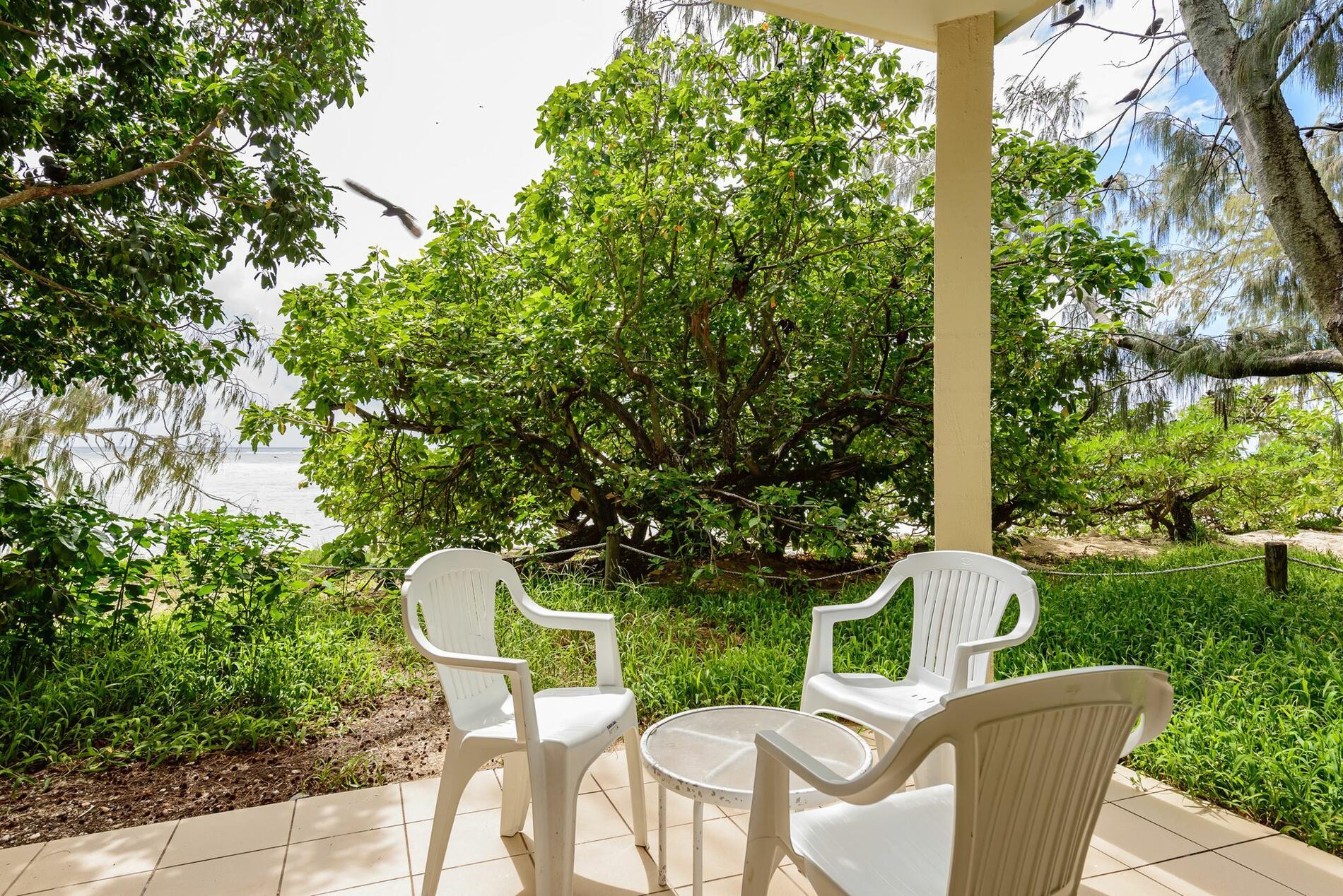 Beachside Suite at Heron Island Resort