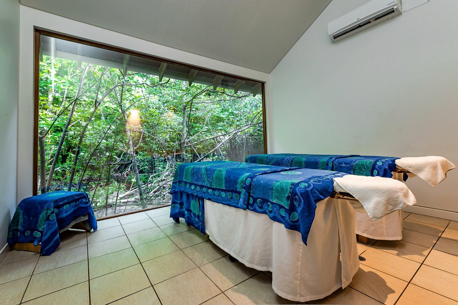 Spa Facility at Heron Island Resort