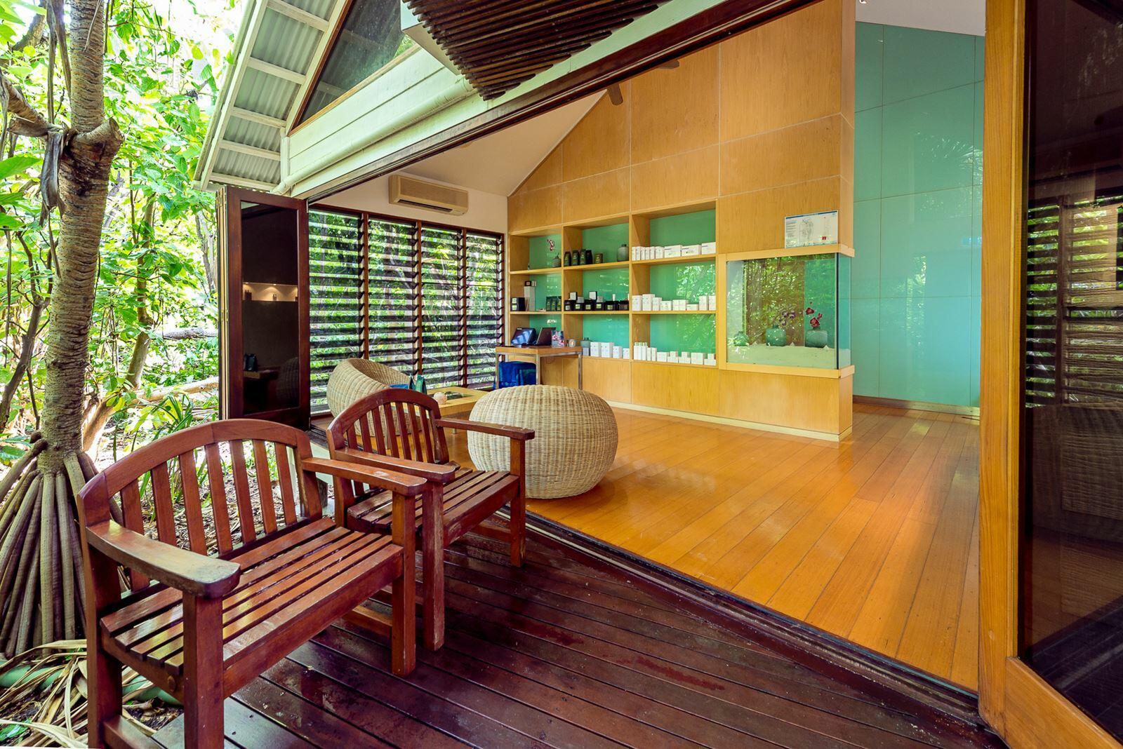 Spa at Heron Island Resort