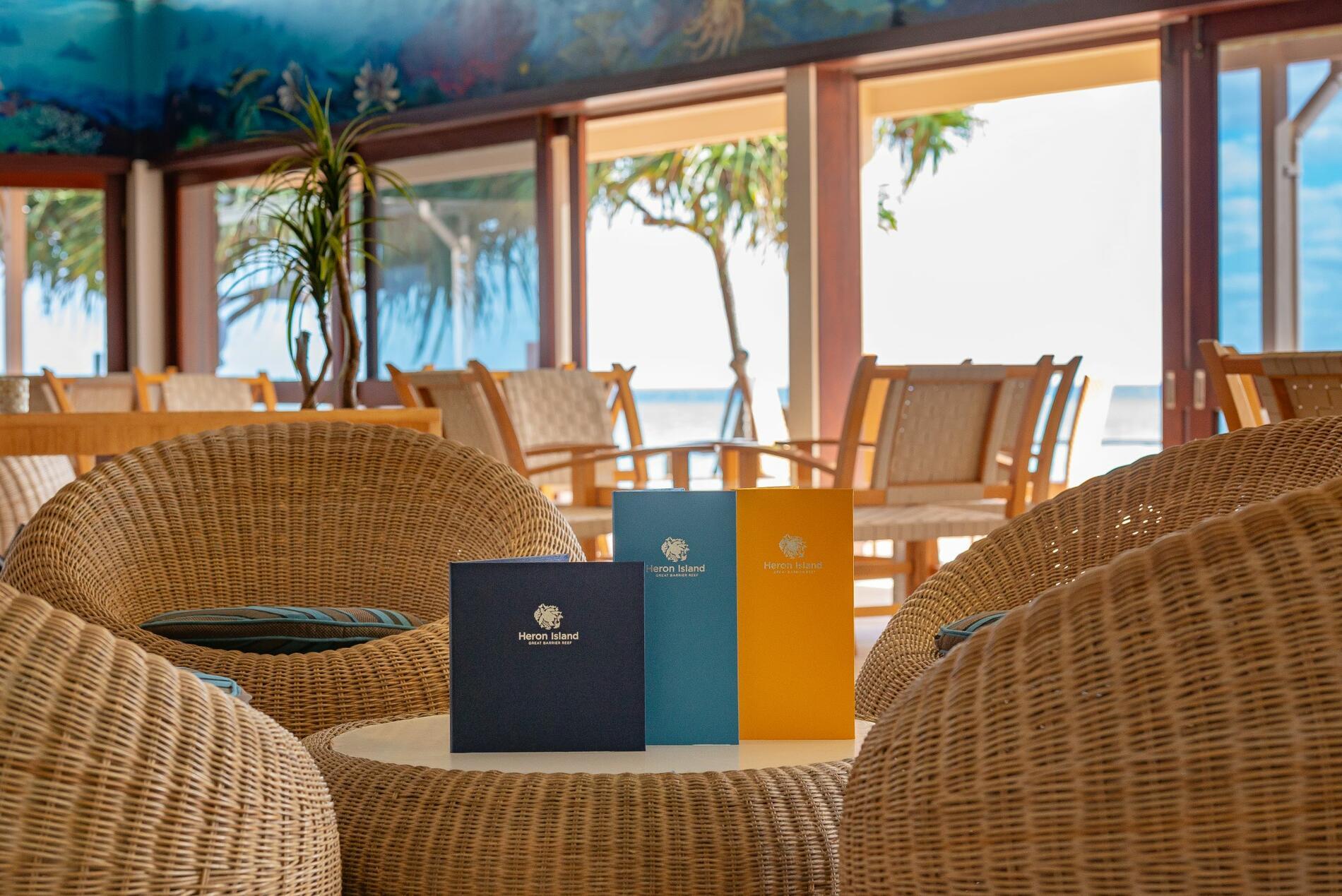 Baillies Bar - Heron Island Resort