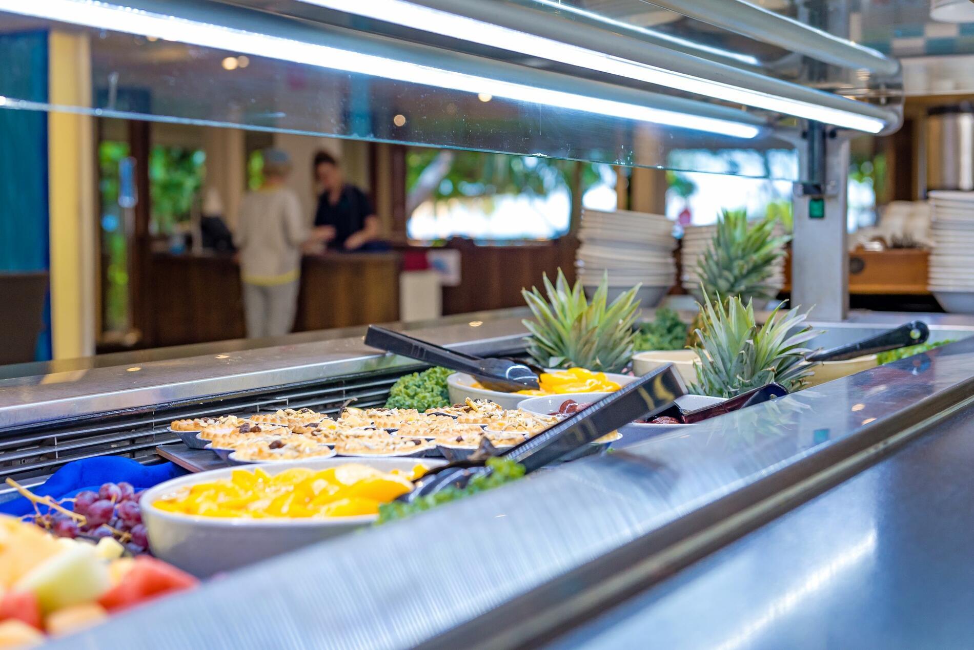 Buffet Breakfast - Shearwater Restaurant