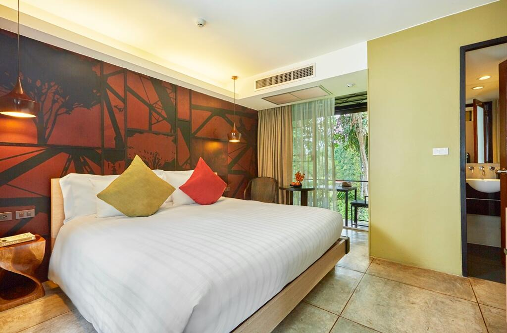U Inchantree Kanchanaburi Superior Room