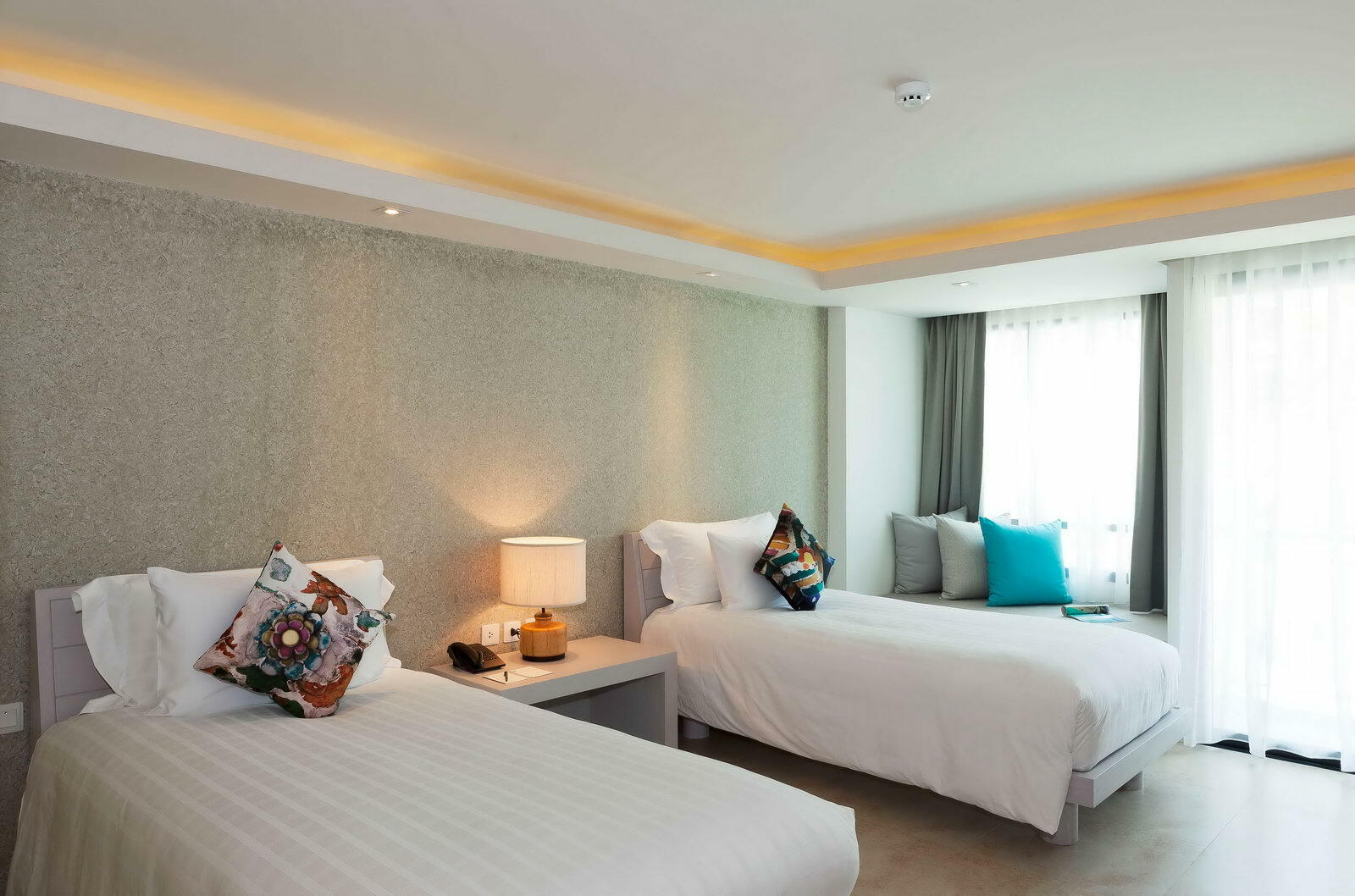 U Zenmaya Phuket Superior Twin Room