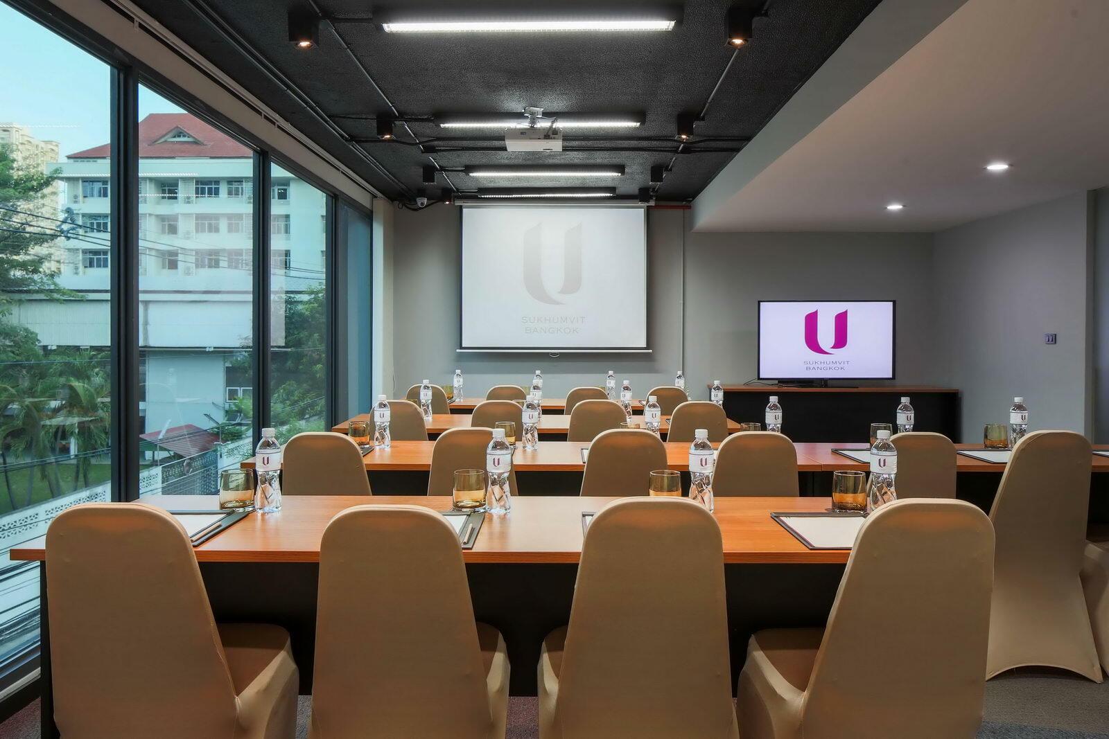 U Sukhumvit Bangkok Conference Room