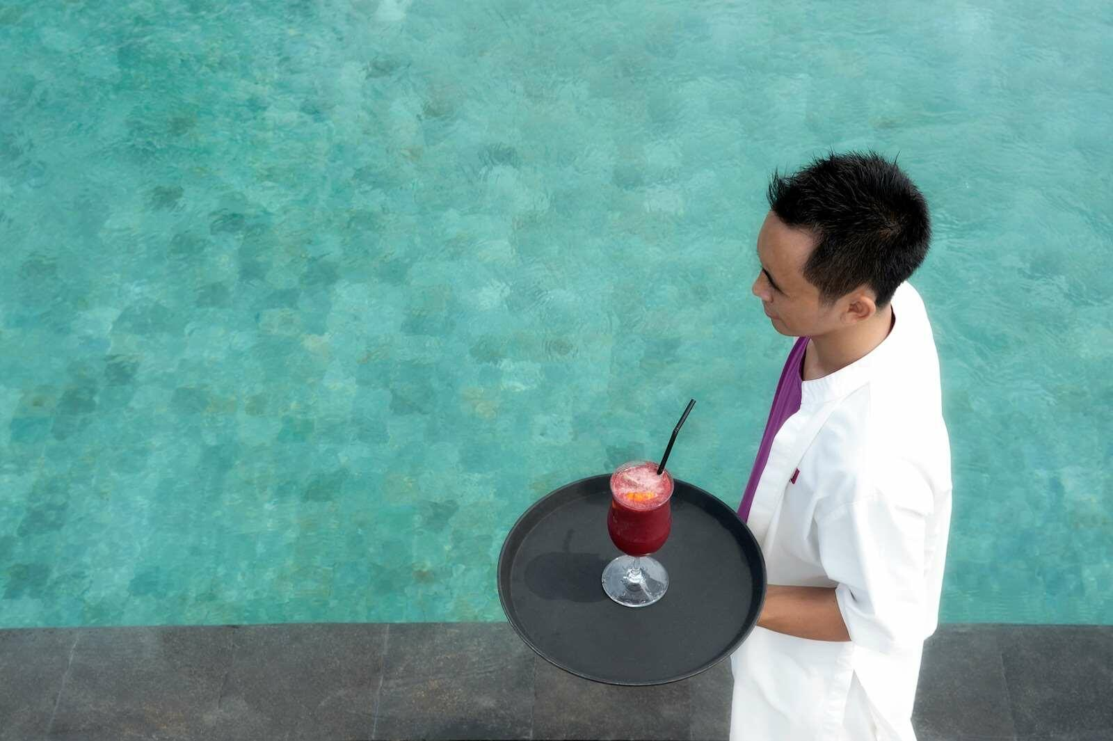 Swimming Pool at U Paasha Seminyak Bali
