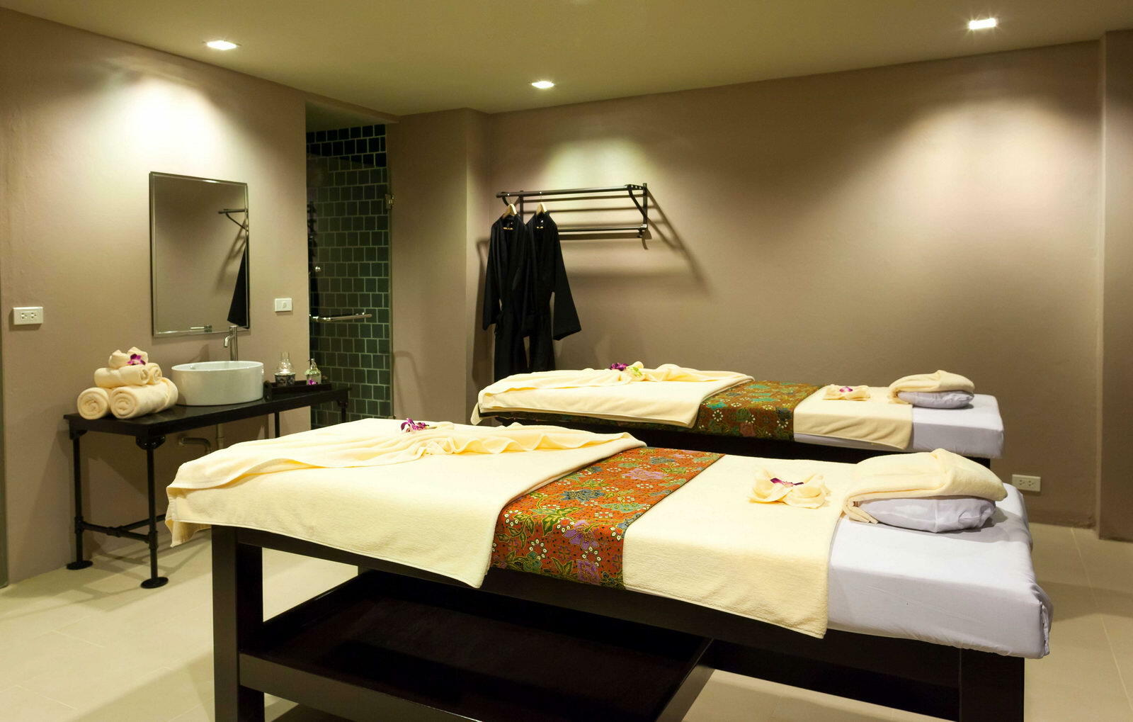 U Zenmaya Phuket Spa Facilities