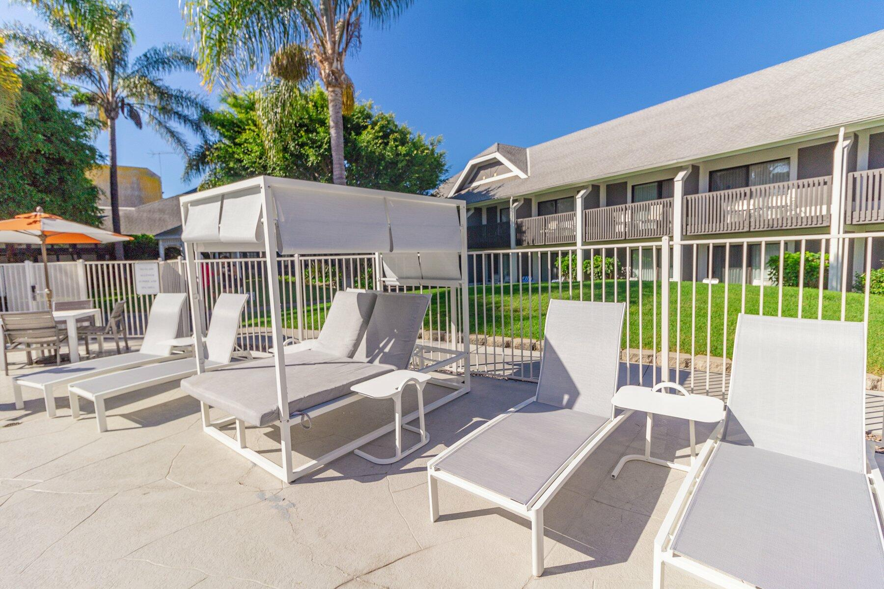 Carlsbad by the Sea Lounge Chairs