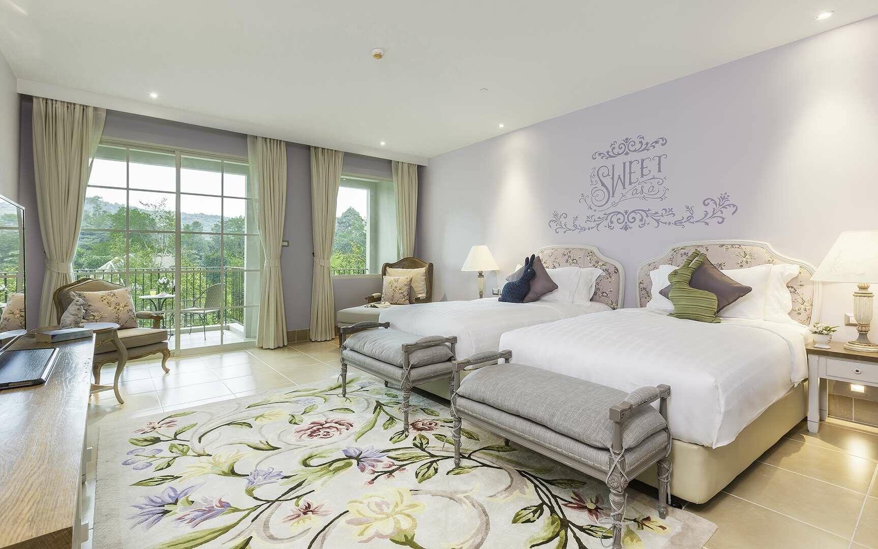 U Khao Yai Deluxe Room