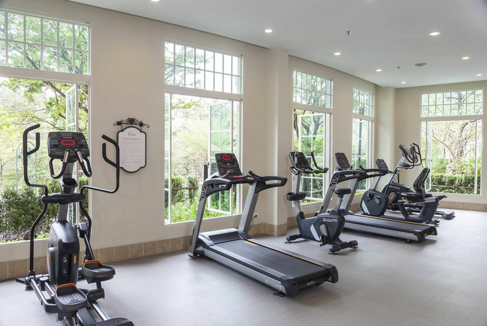 Fitness Gym at U Khao Yai