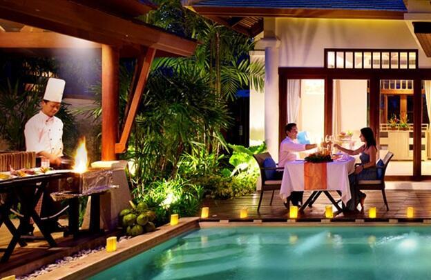 U Tropicana Alibaug In-Villa Barbecue