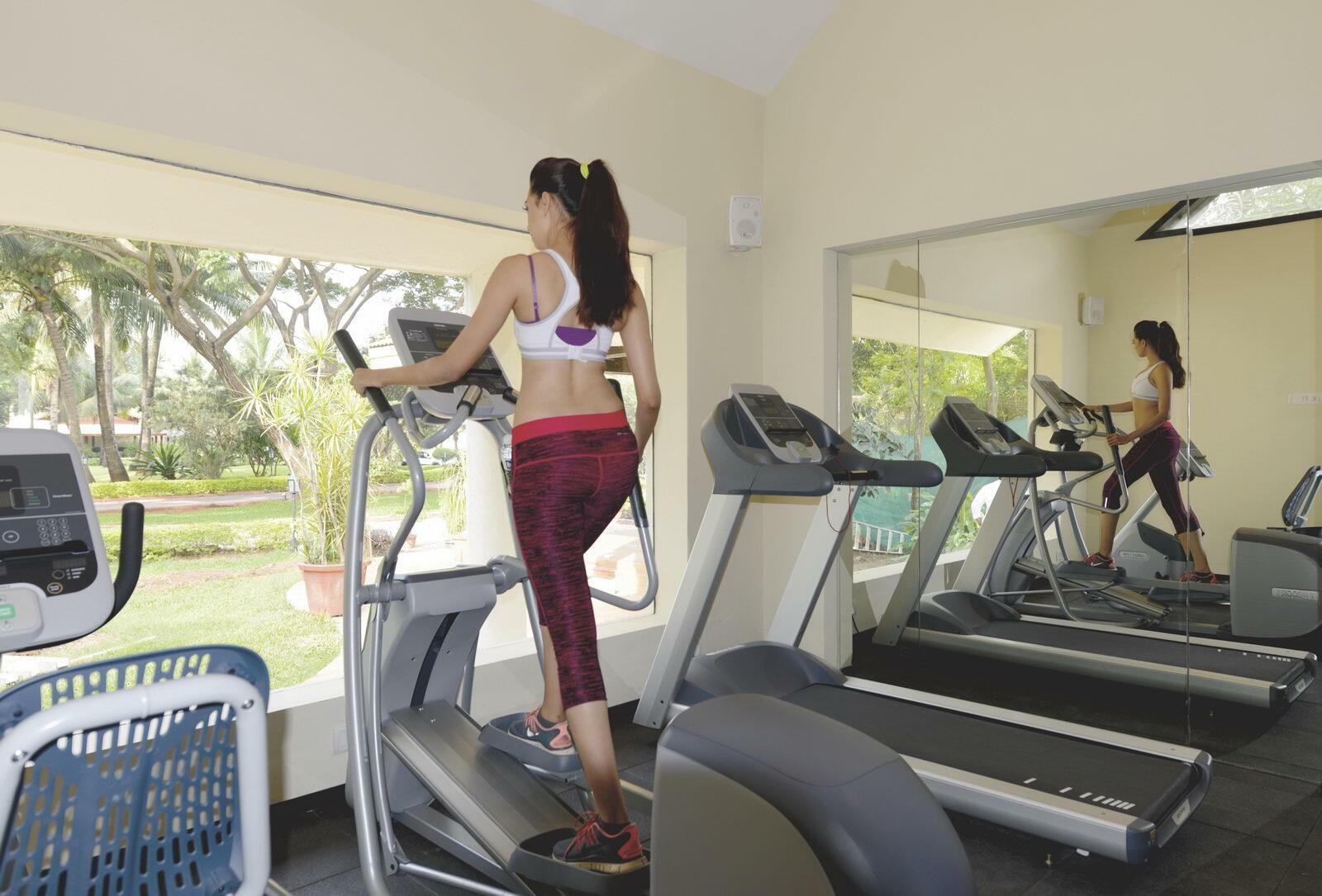 Gym at U Tropicana Alibaug