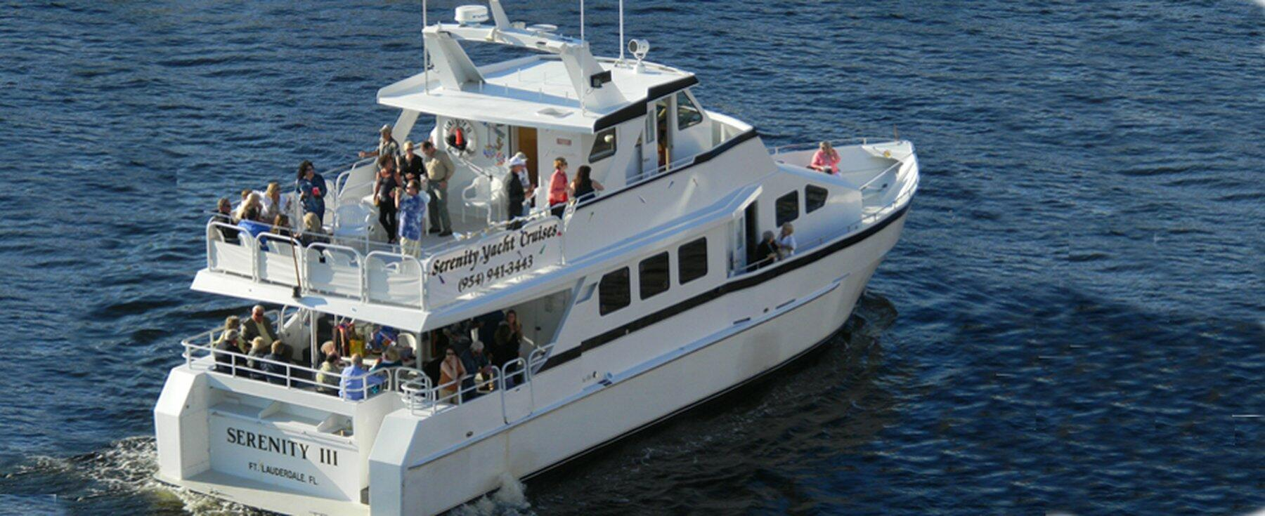 Private Charter boat