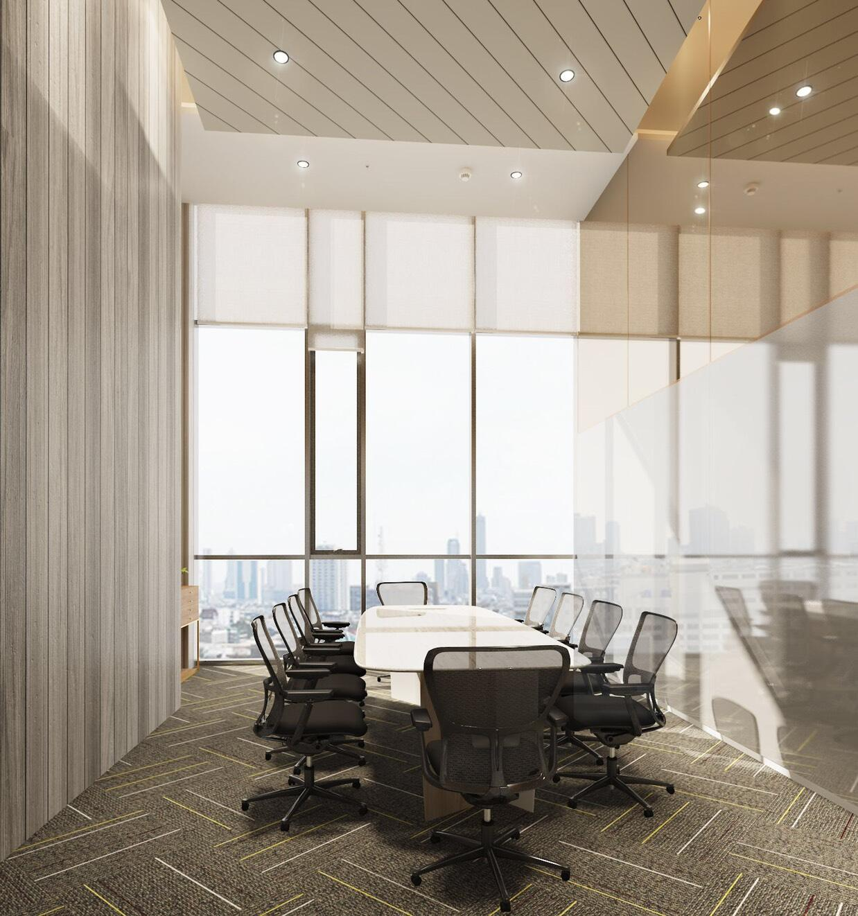 Triple Y Hotel features two small meeting rooms accommodating up