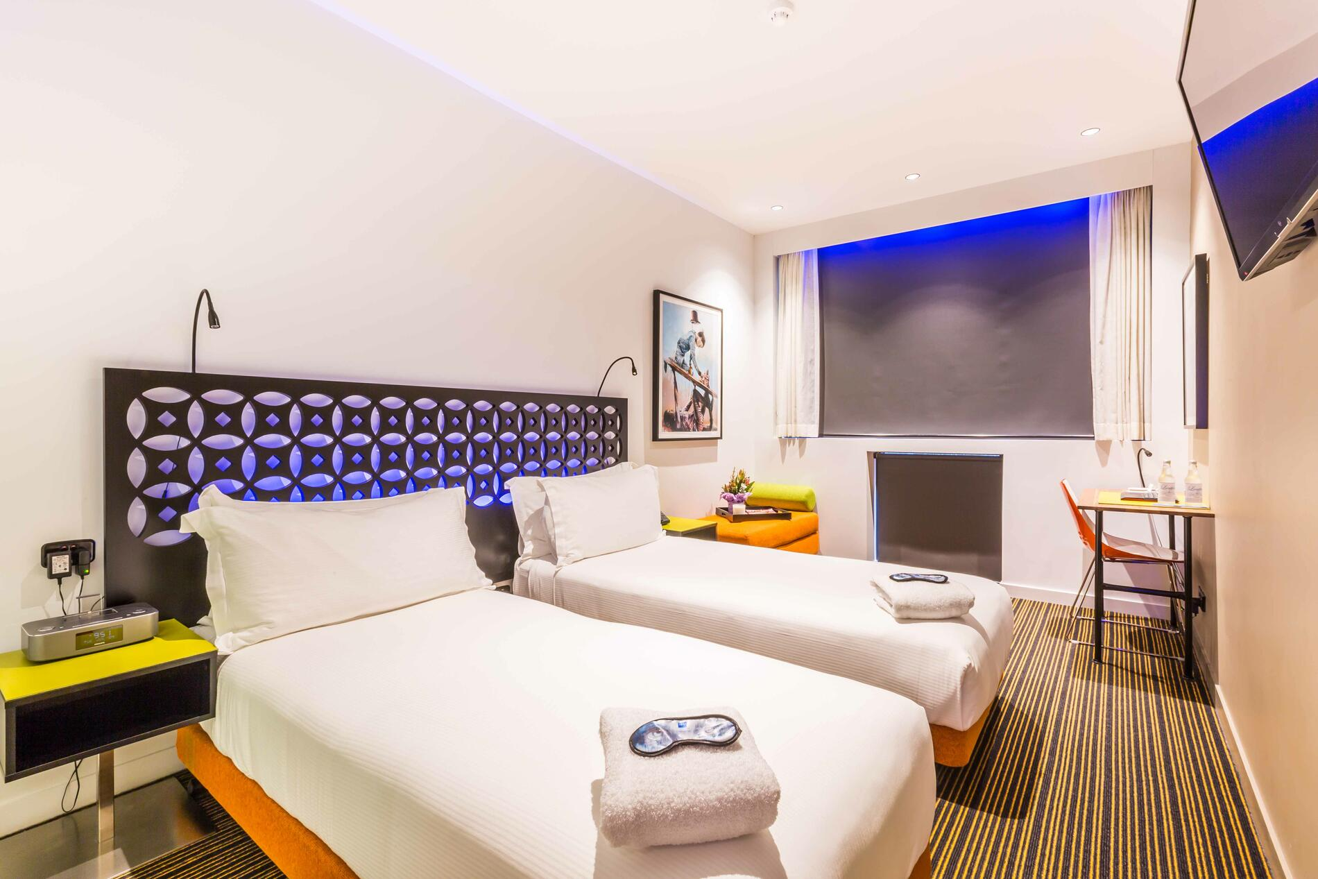 Fortitude Valley Hotels with Twin Rooms | TRYP Fortitude Valley