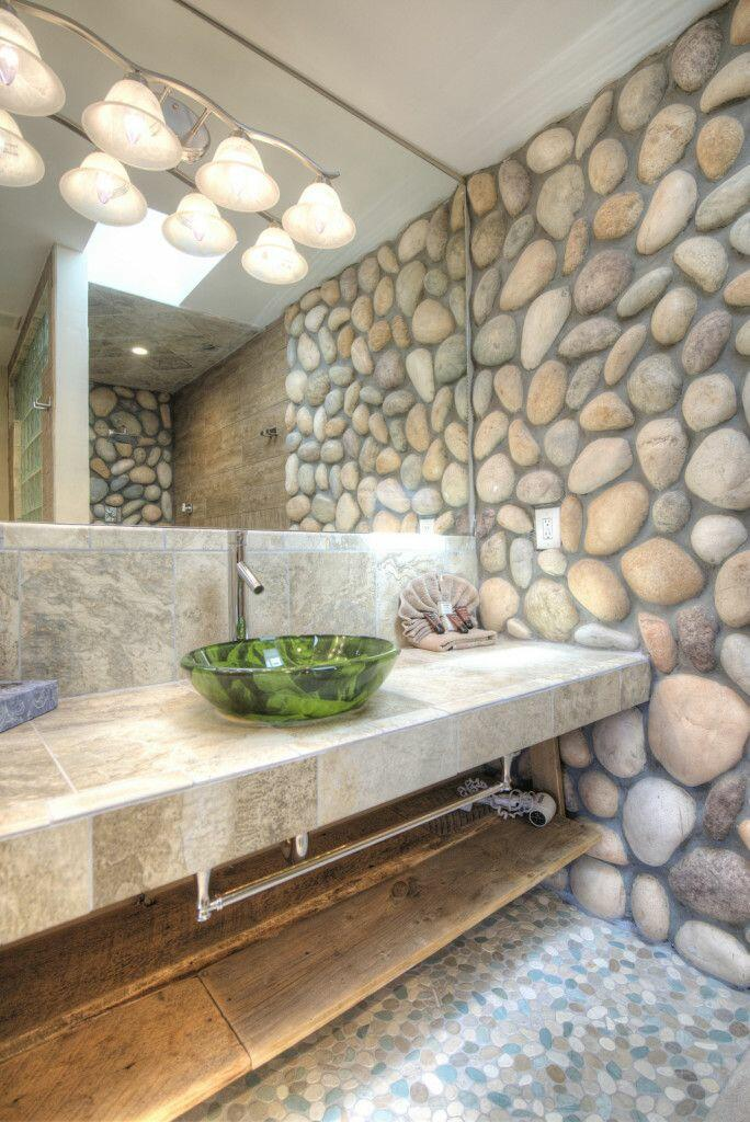 island retreat bathroom