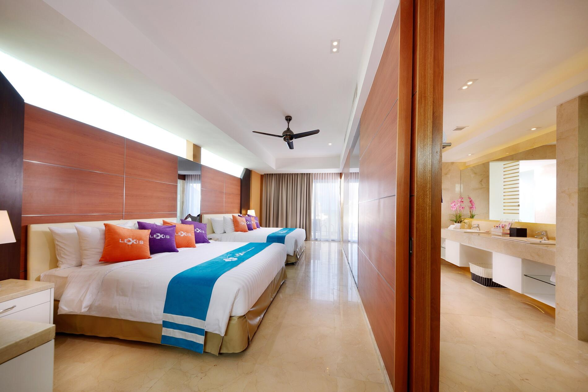 Luxurious Port Dickson oceanfront accommodation | Lexis Hibiscu