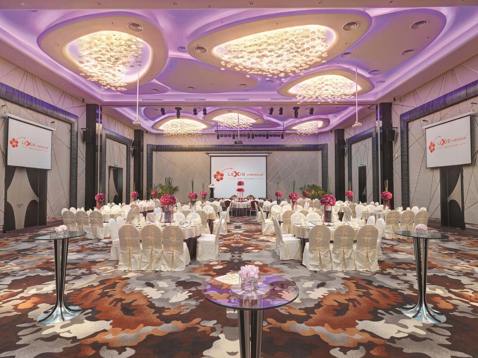 Meeting Rooms & Event Venues Port Dickson   Lexis Hibiscus Port