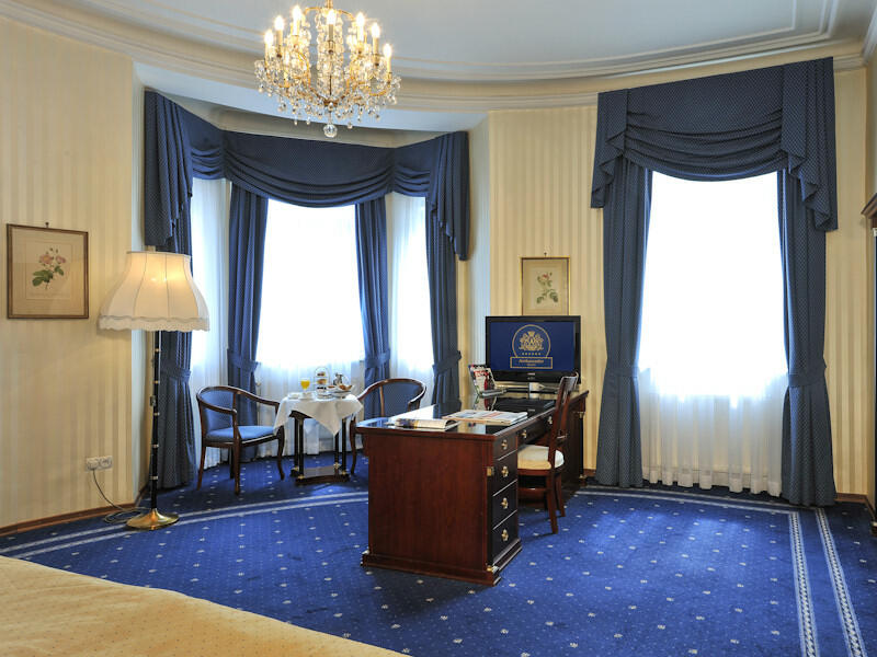 Accommodation at Ambassador Hotel in Vienna