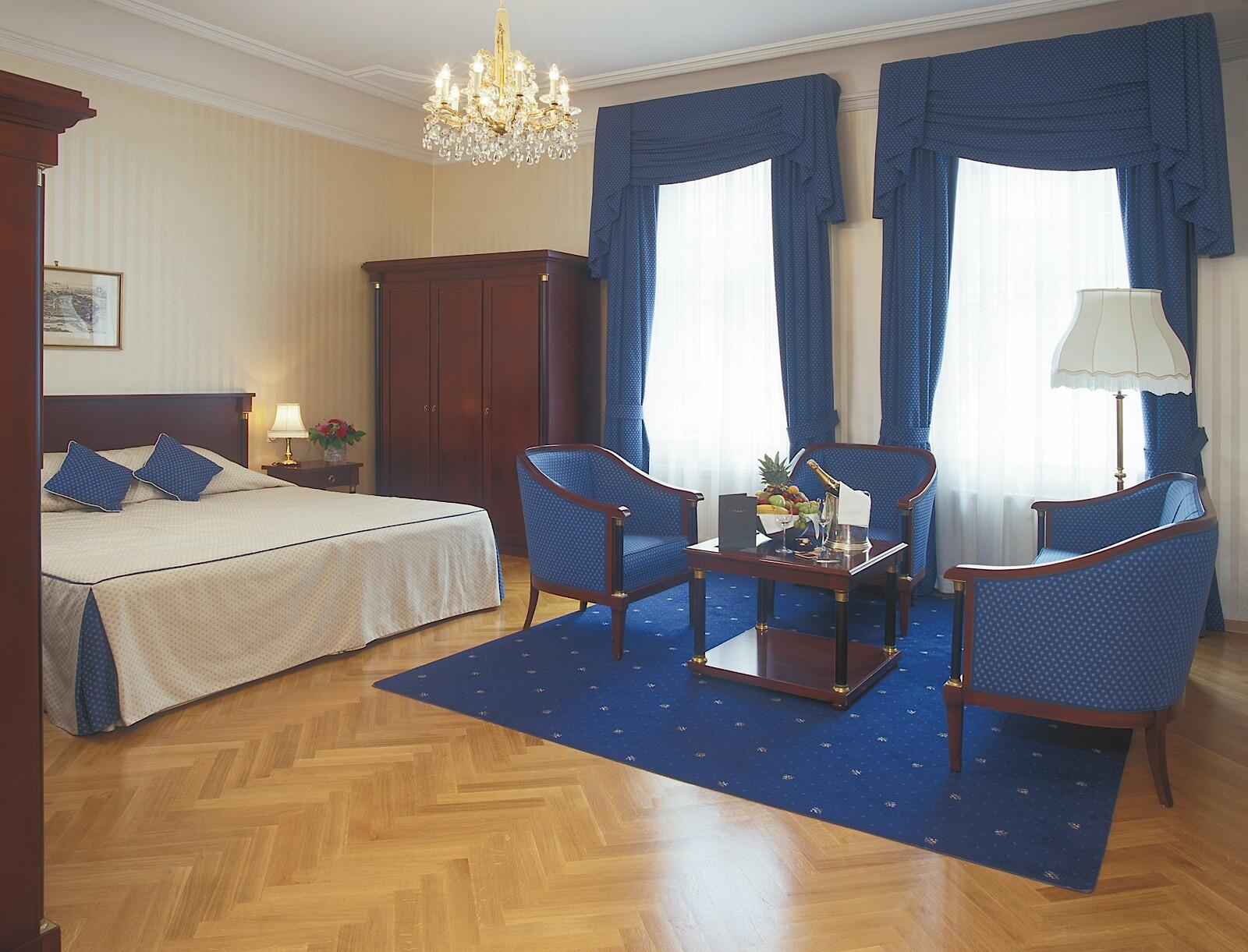 Classic Room at Ambassador Hotel in Vienna
