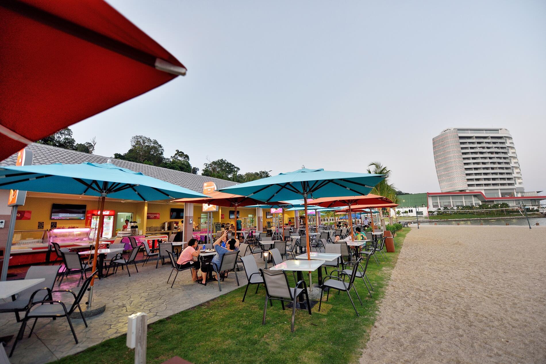 Hibiscus Walk | Outdoor Facilities | Lexis Hibiscus Port Dickson