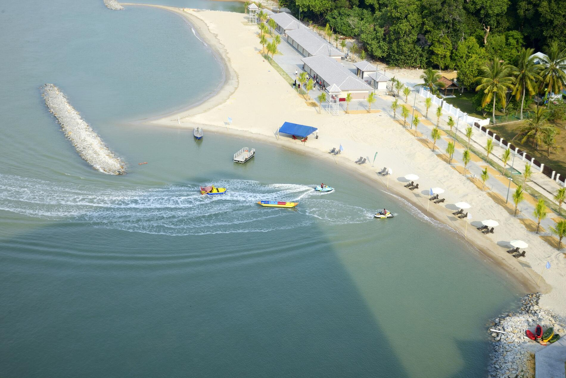 Beach | Outdoor Facilities | Lexis Hibiscus Port Dickson