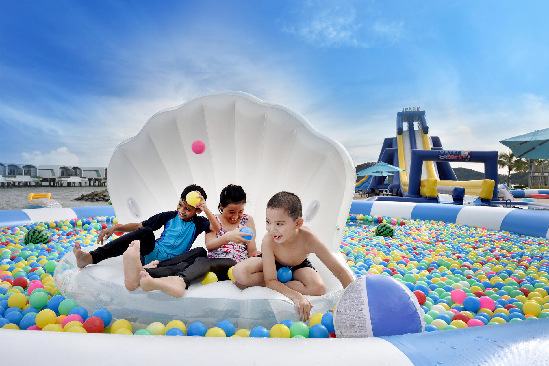 J Water Park | Outdoor Facilities | Lexis Hibiscus Port Dickson
