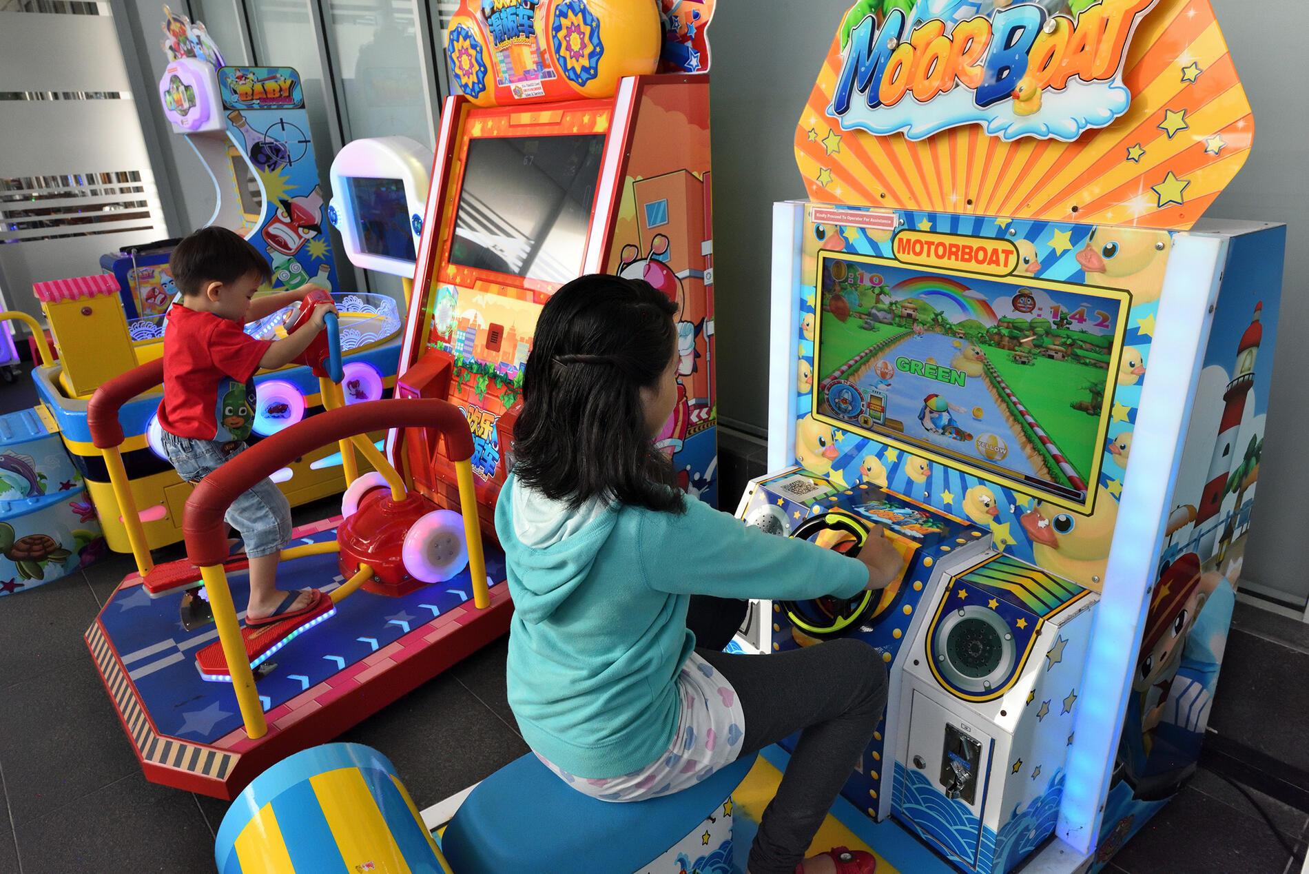 Games Room   Lexis Hibiscus Port Dickson
