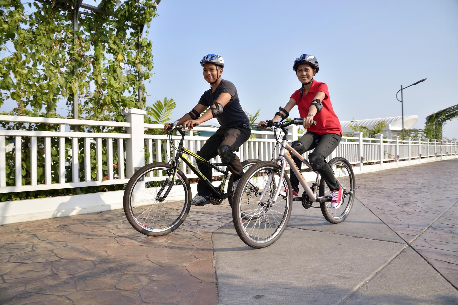 Bicycle Ride | Lexis Hibiscus Port Dickson