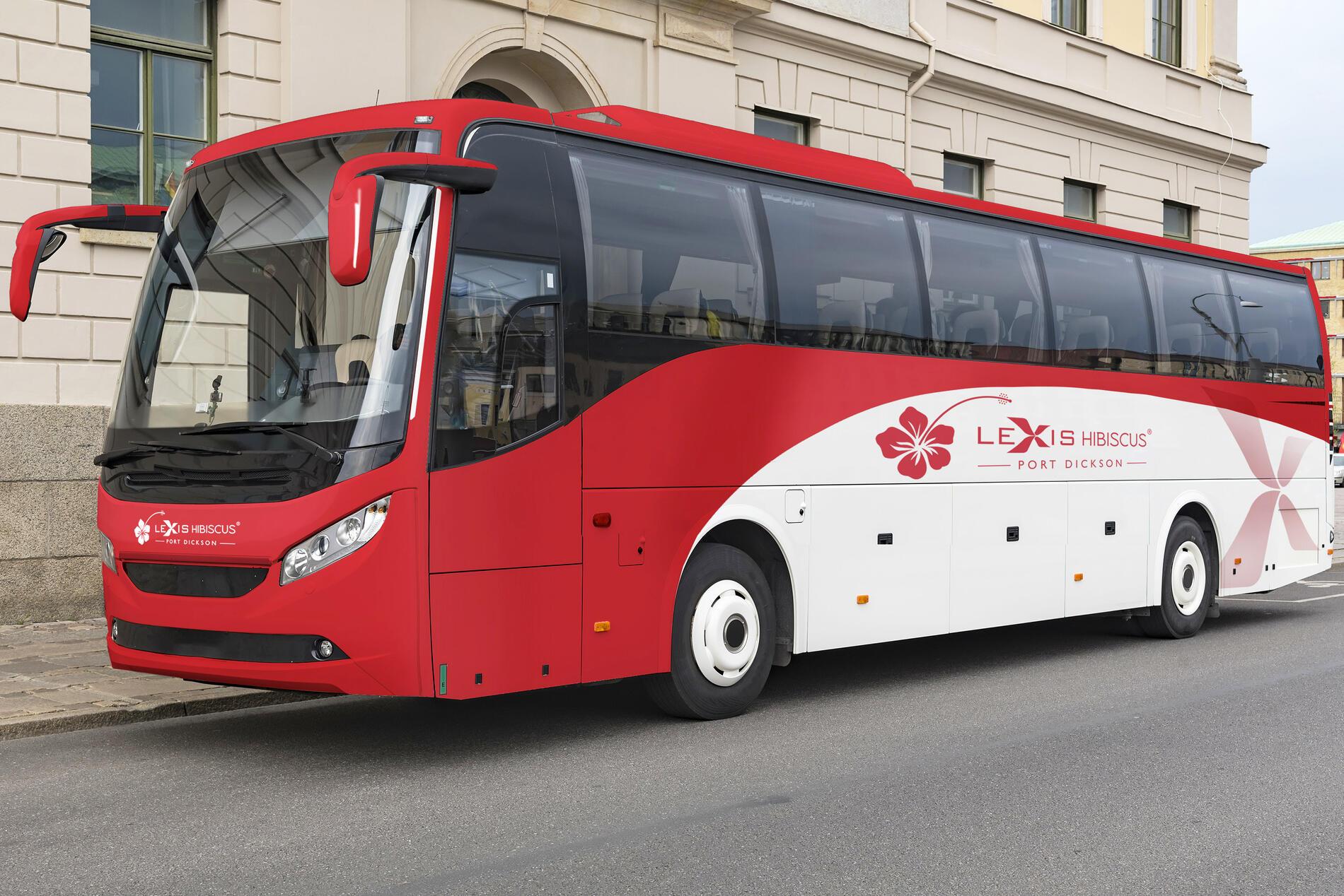 Shuttle Bus   Lexis Hibiscus Port Dickson