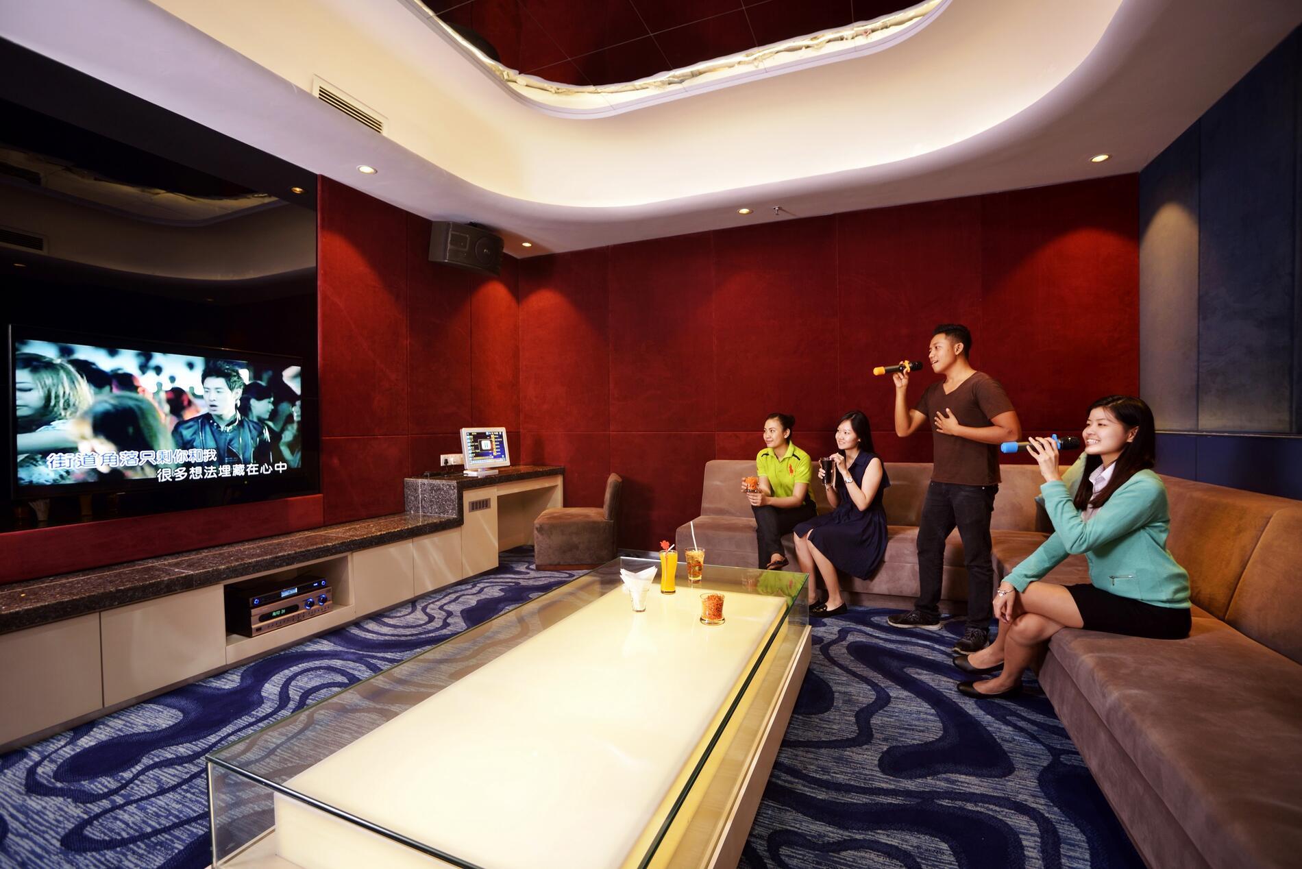 Starz Karaoke | Lexis Hibiscus Port Dickson