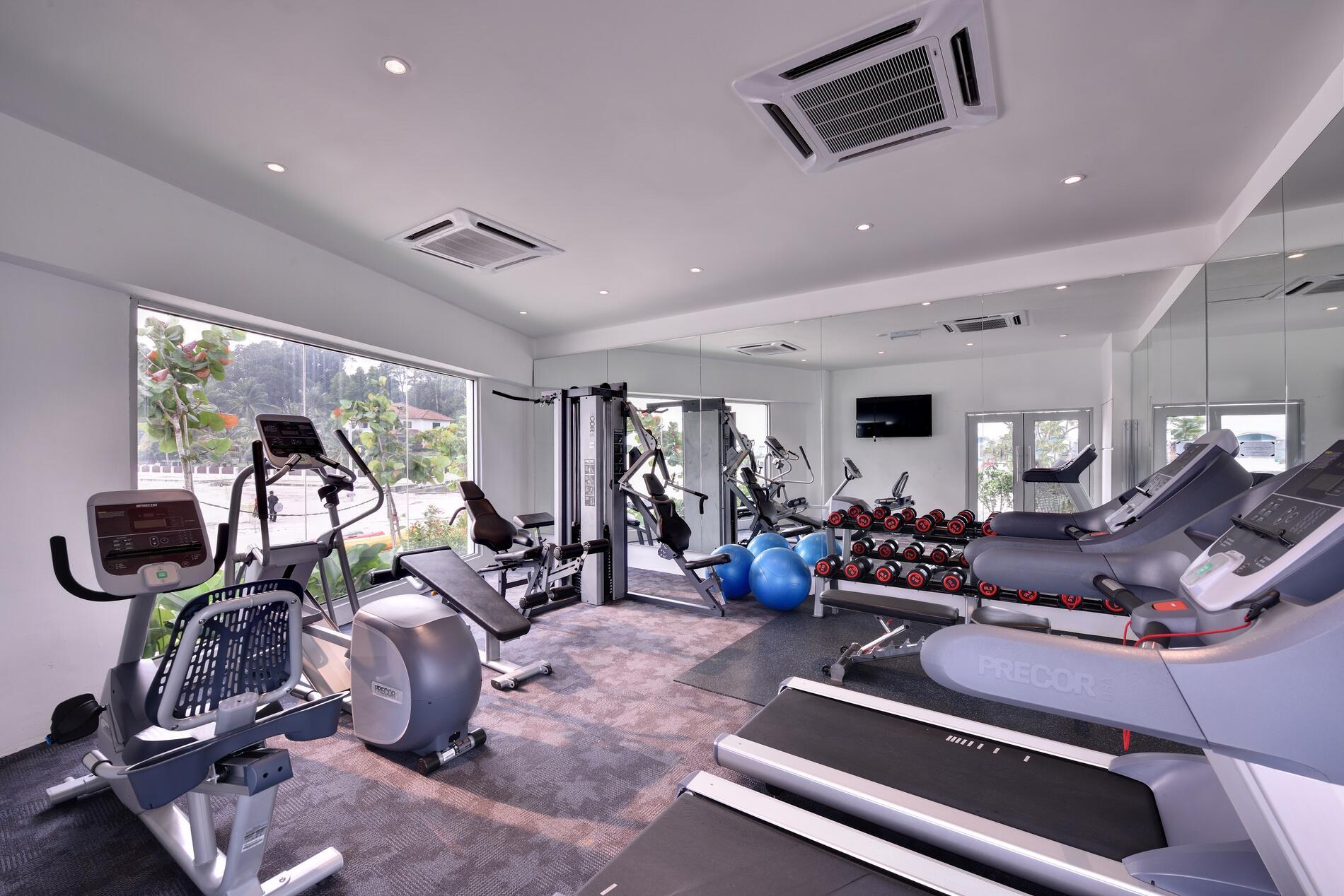 Hibiscus Gym | Lexis Hibiscus Port Dickson