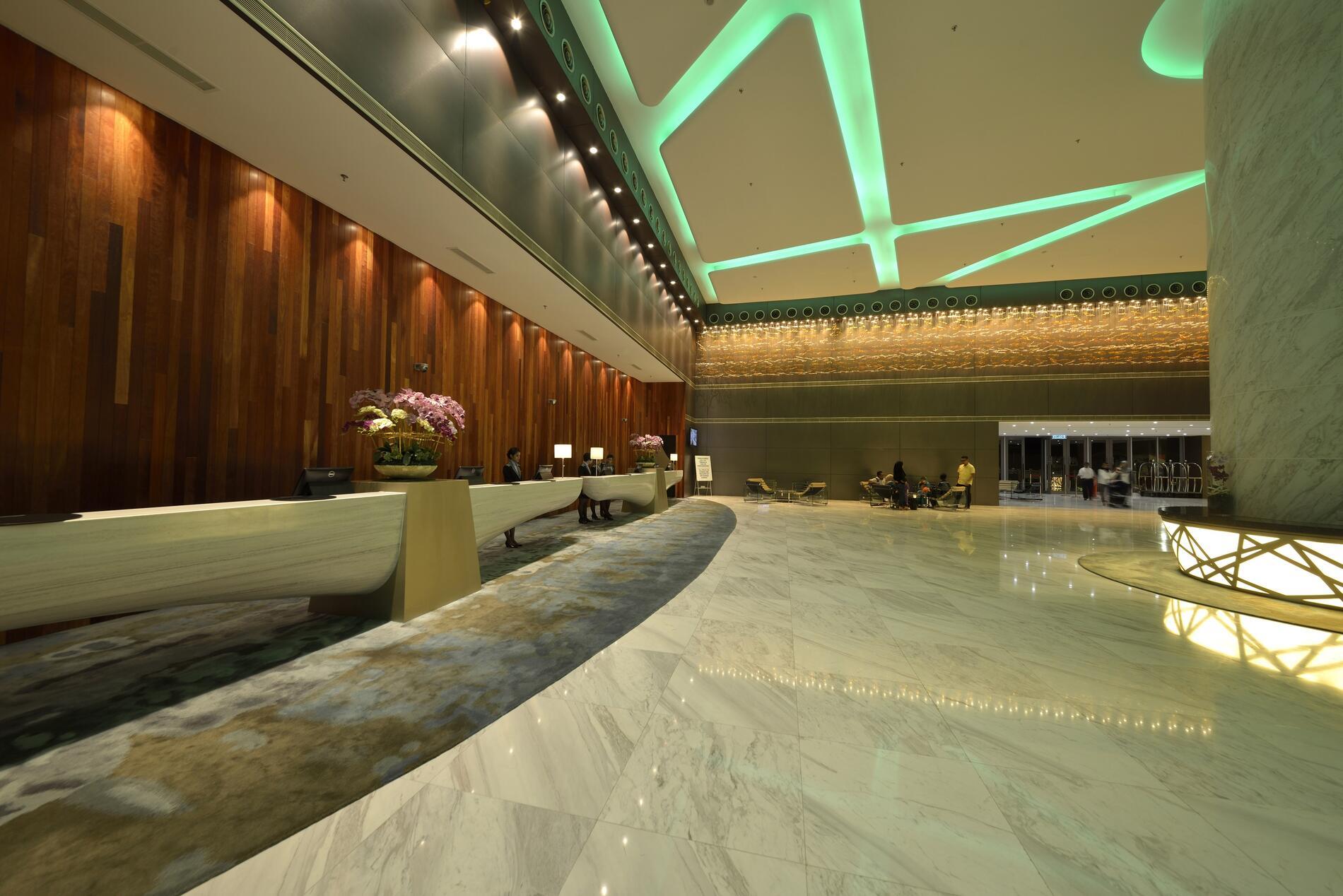 Lobby Area | Lexis Hibiscus Port Dickson