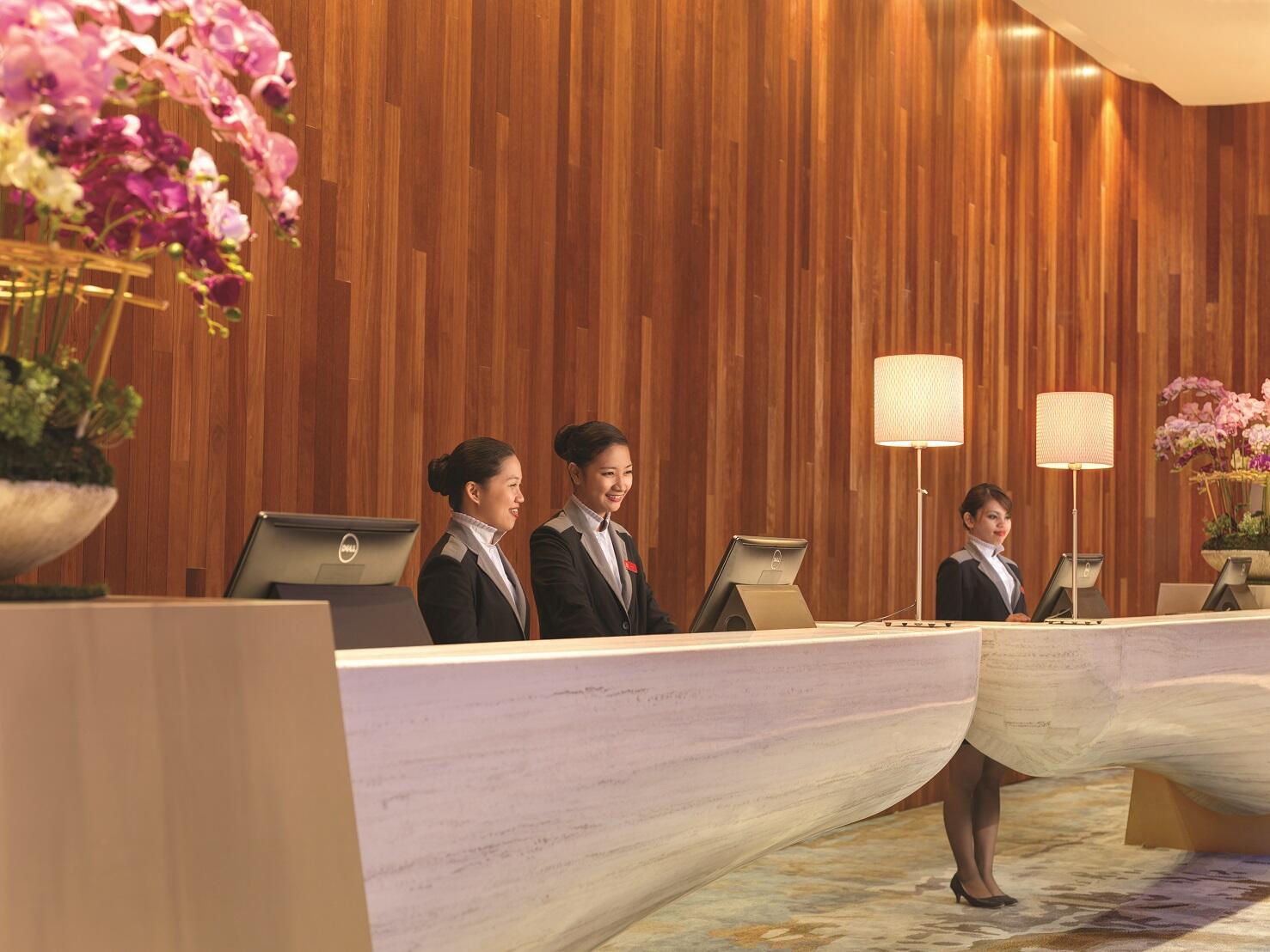 Lobby Main | Lexis Hibiscus Port Dickson