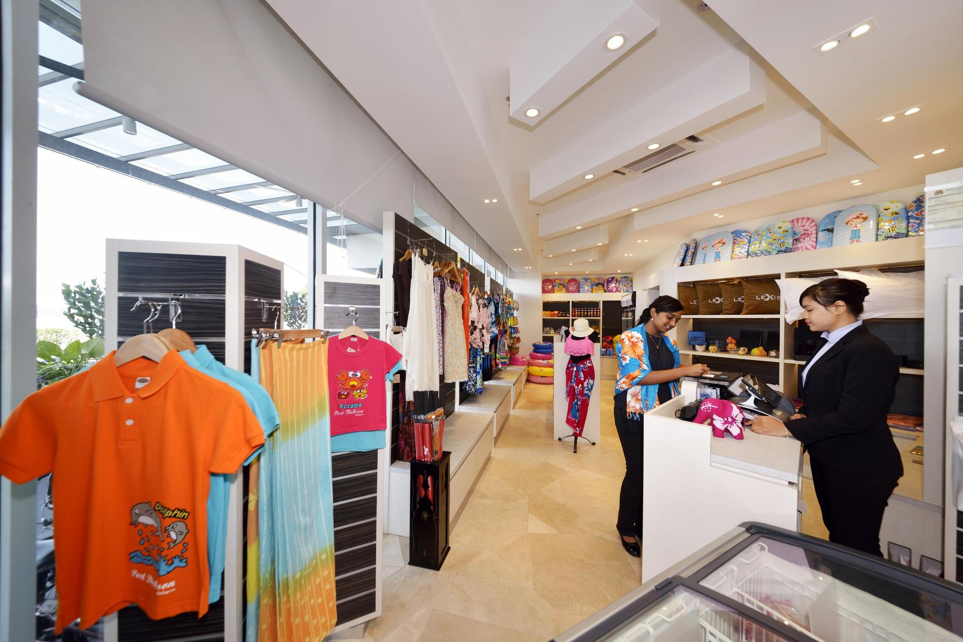 Lobby Shop | Lexis Hibiscus Port Dickson